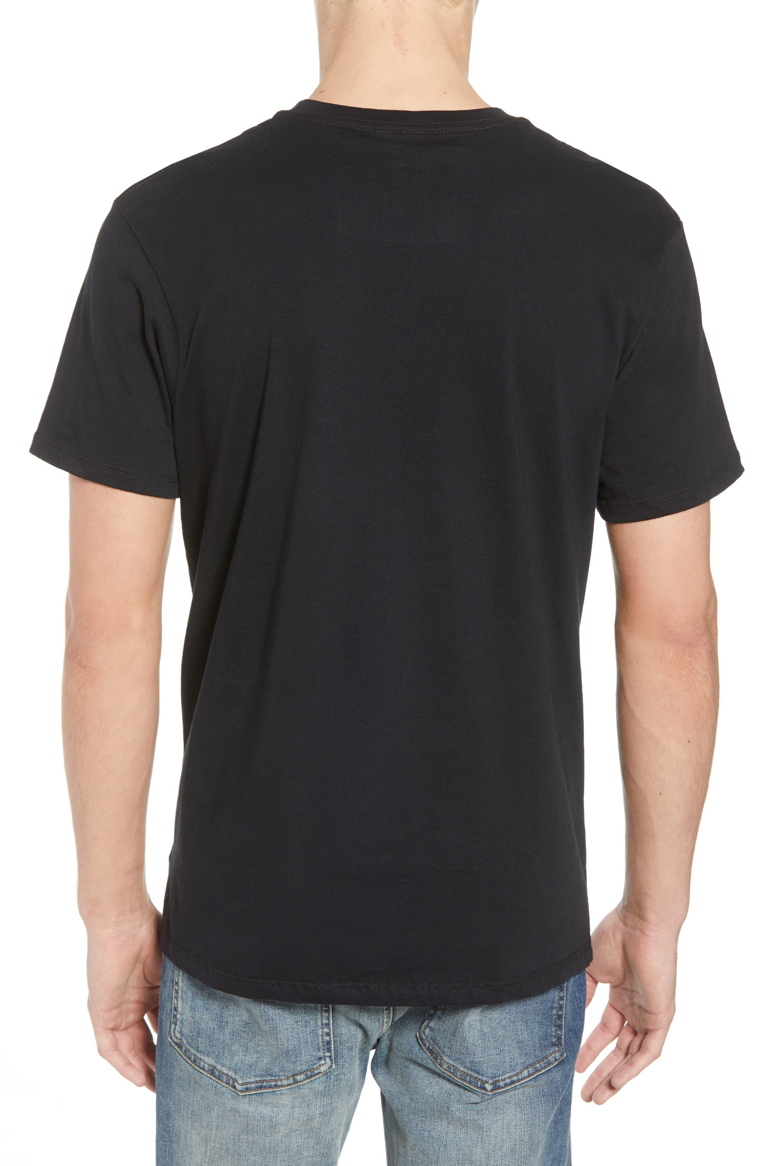 Logo Box T-Shirt,                             Alternate thumbnail 2, color,                             001