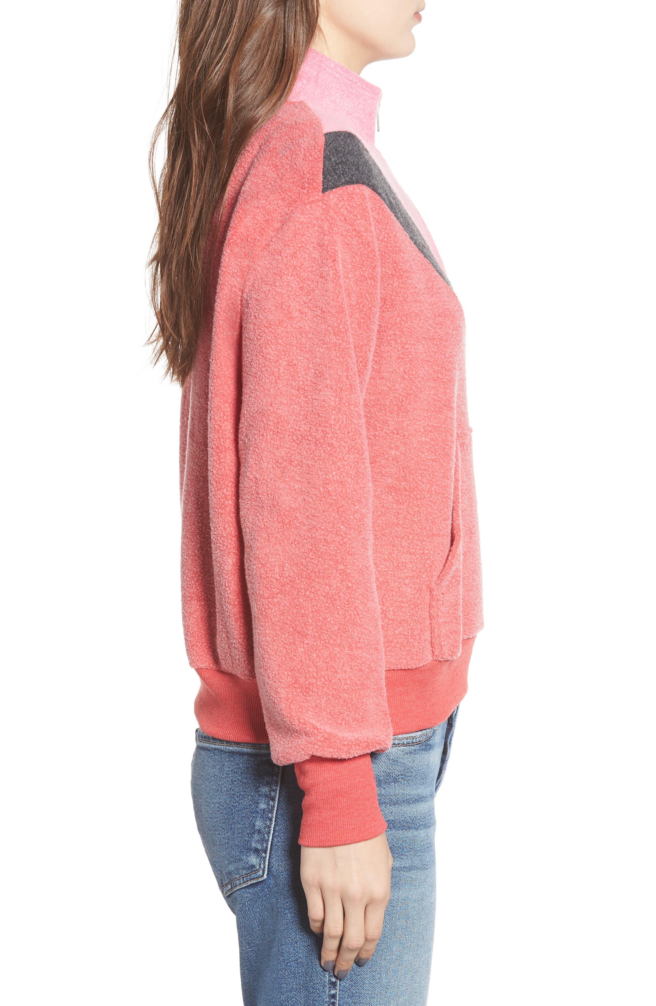 Soto Warm-Up Sweatshirt,                             Alternate thumbnail 3, color,                             620