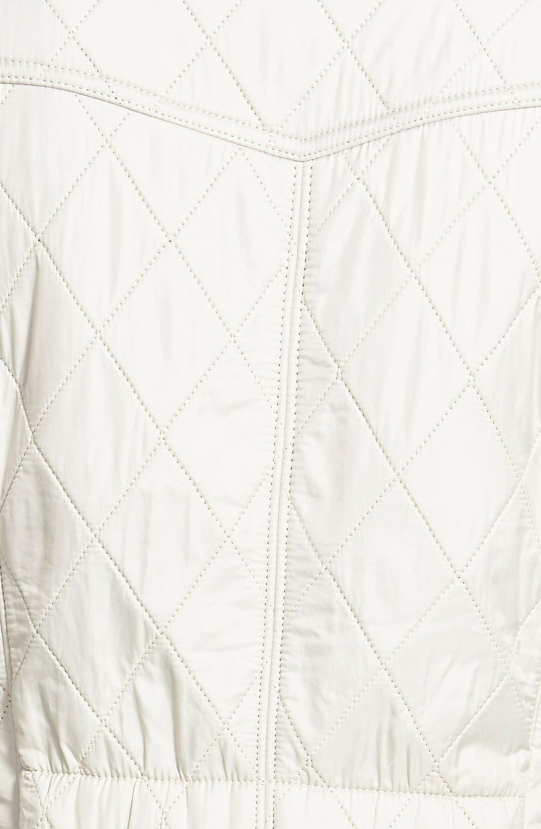 'Cavalry' Quilted Jacket,                             Alternate thumbnail 31, color,