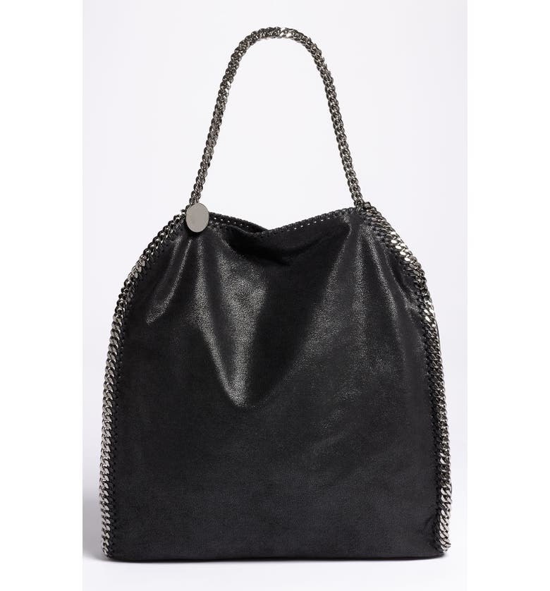 df58ffcafd87 Stella McCartney  Large Falabella - Shaggy Deer  Faux Leather Tote ...