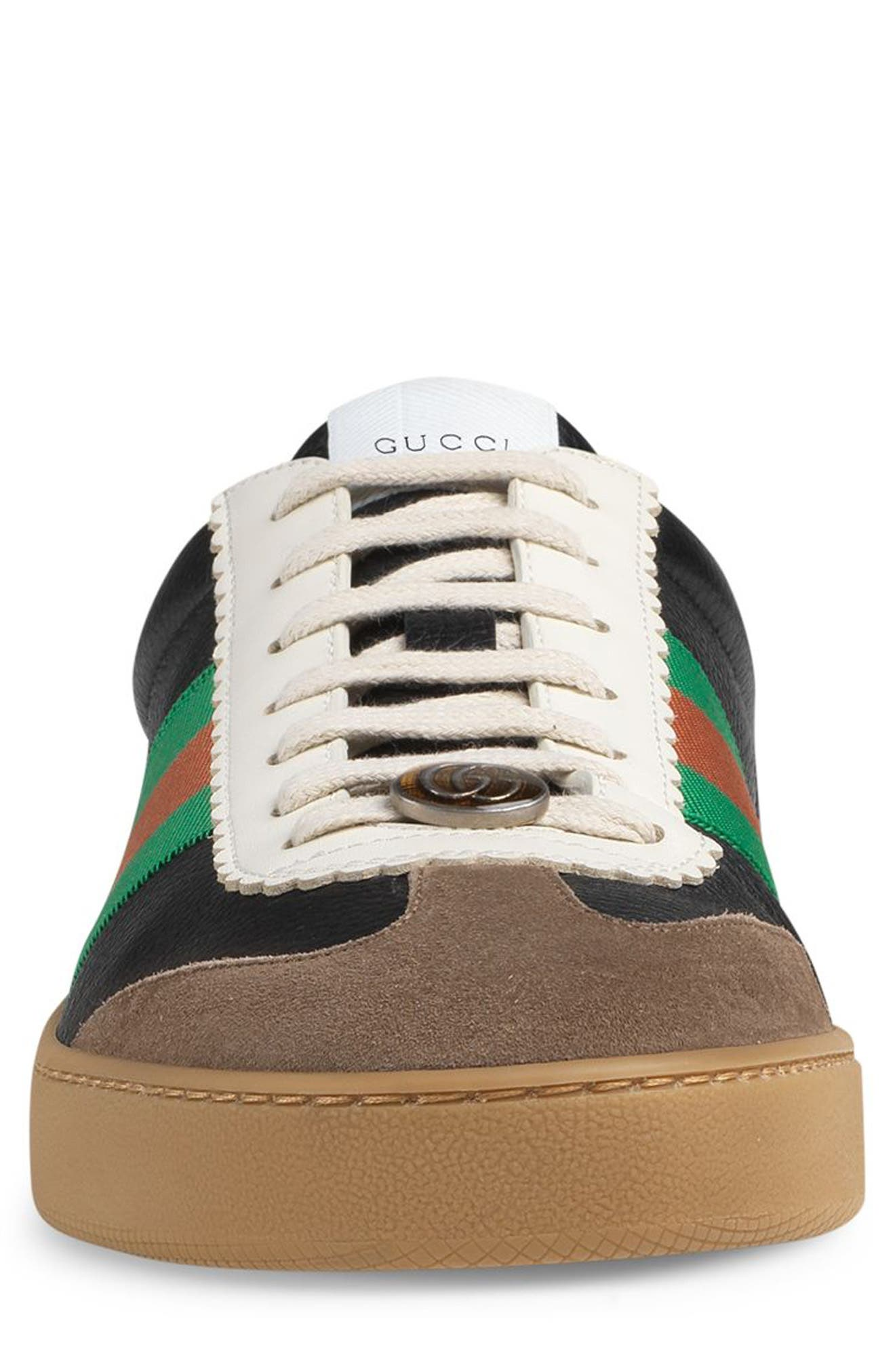 Web Sneaker,                             Alternate thumbnail 4, color,                             ARDESIA/ BLACK