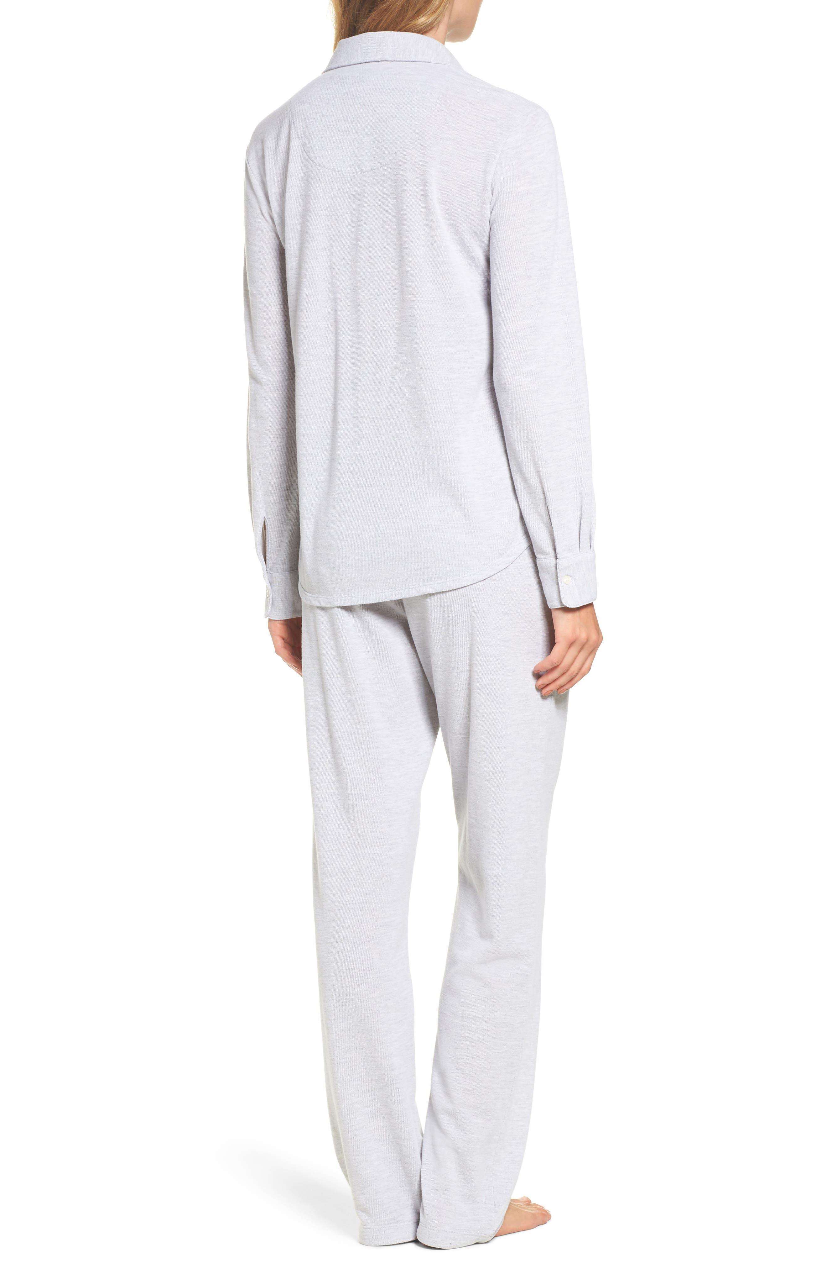 Long Pajamas,                             Alternate thumbnail 2, color,                             028