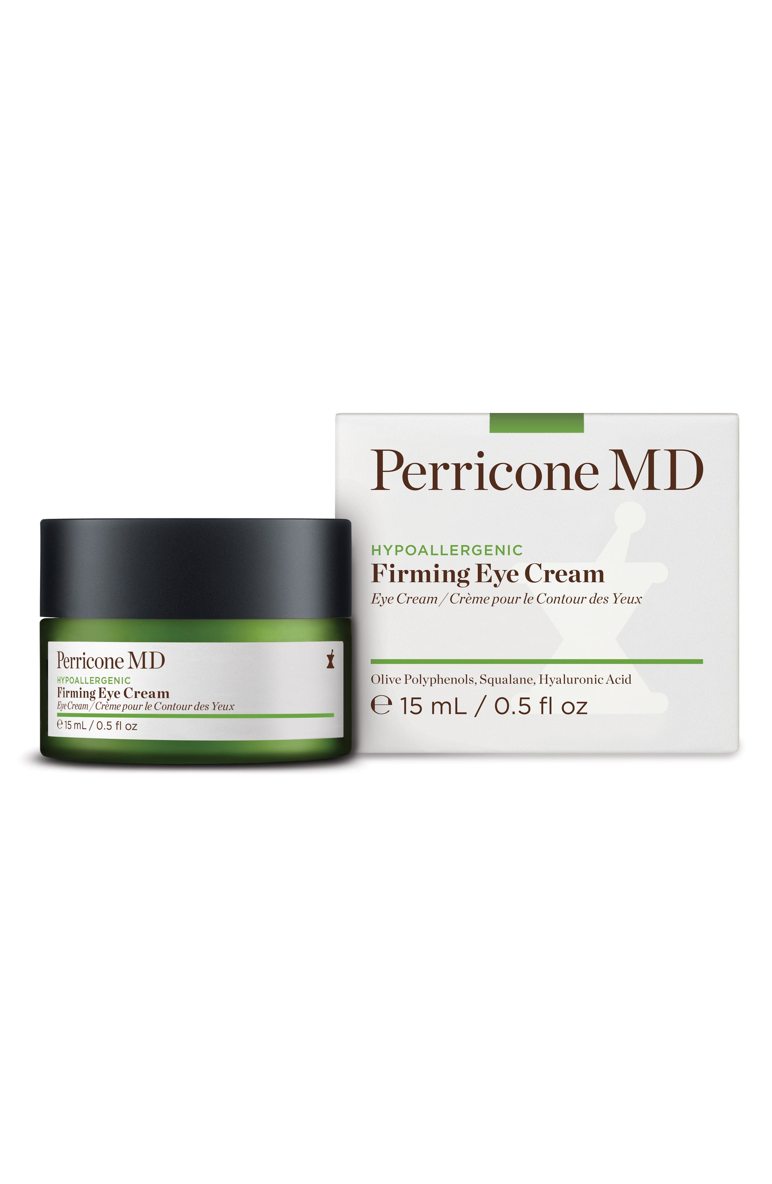Hypoallergenic Firming Eye Cream,                             Alternate thumbnail 3, color,                             NO COLOR
