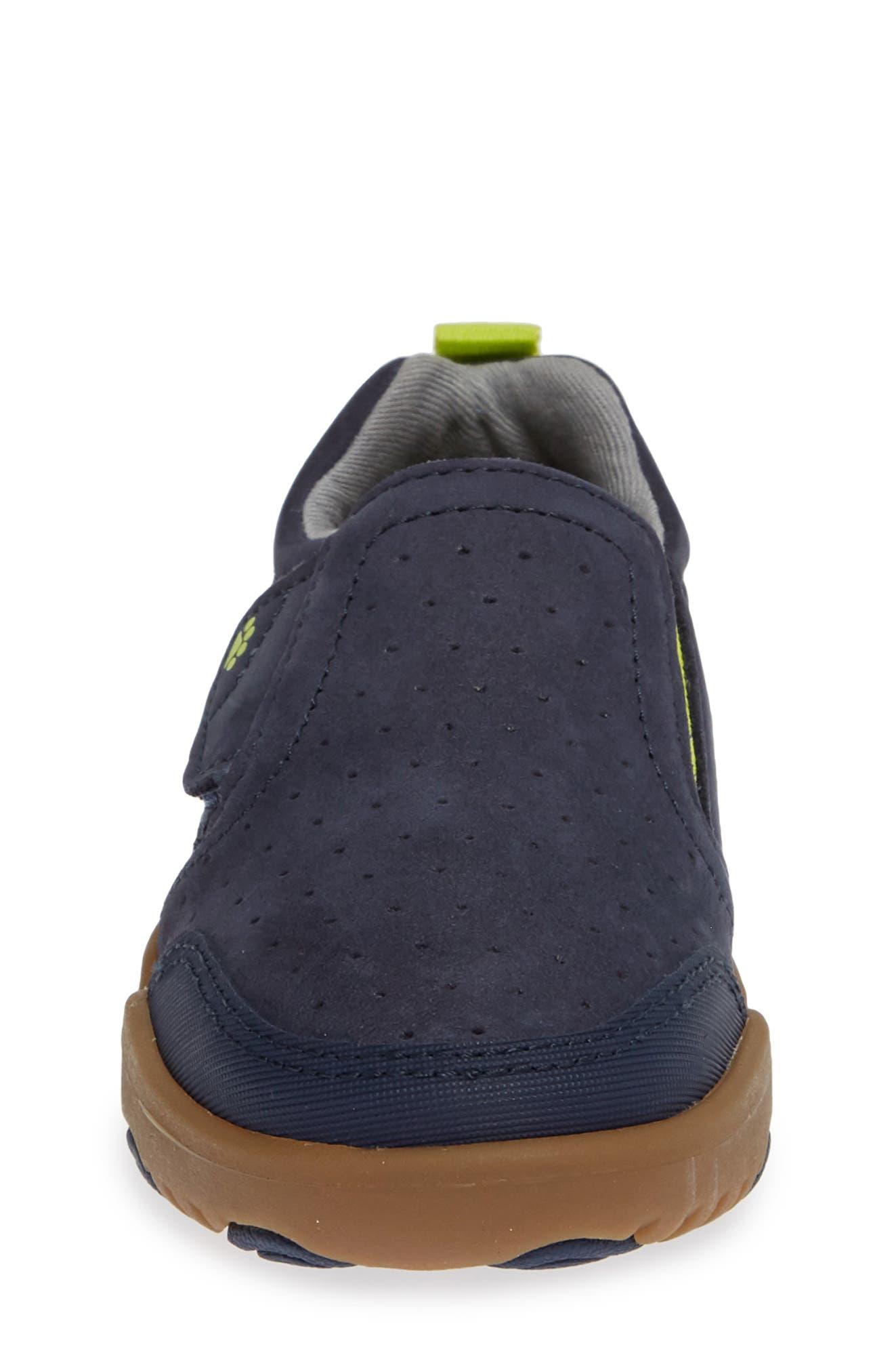 Marley Sneaker,                             Alternate thumbnail 4, color,                             NAVY
