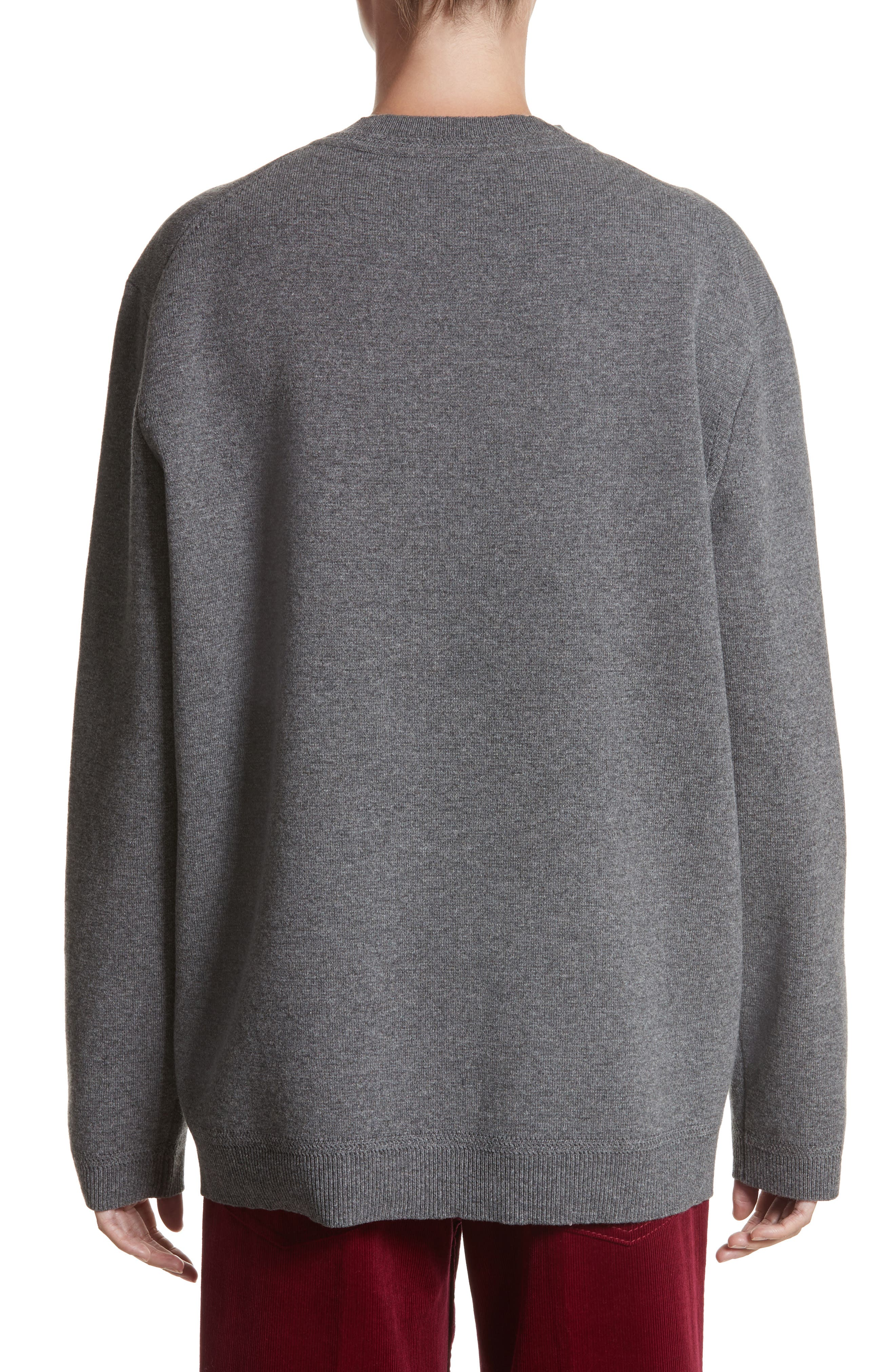 Wool & Cashmere Sweater,                             Alternate thumbnail 2, color,                             032