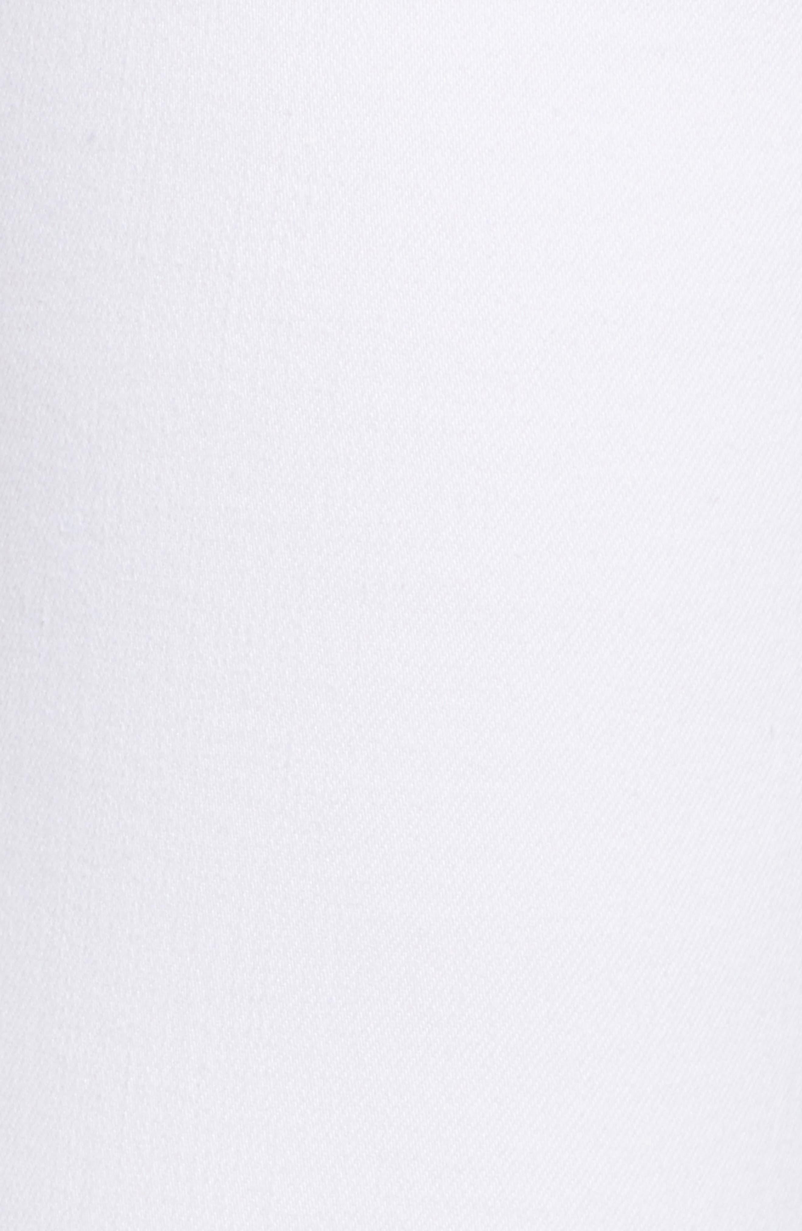 AG,                             The Mila Super High Waist Ankle Skinny Jeans,                             Alternate thumbnail 6, color,                             110