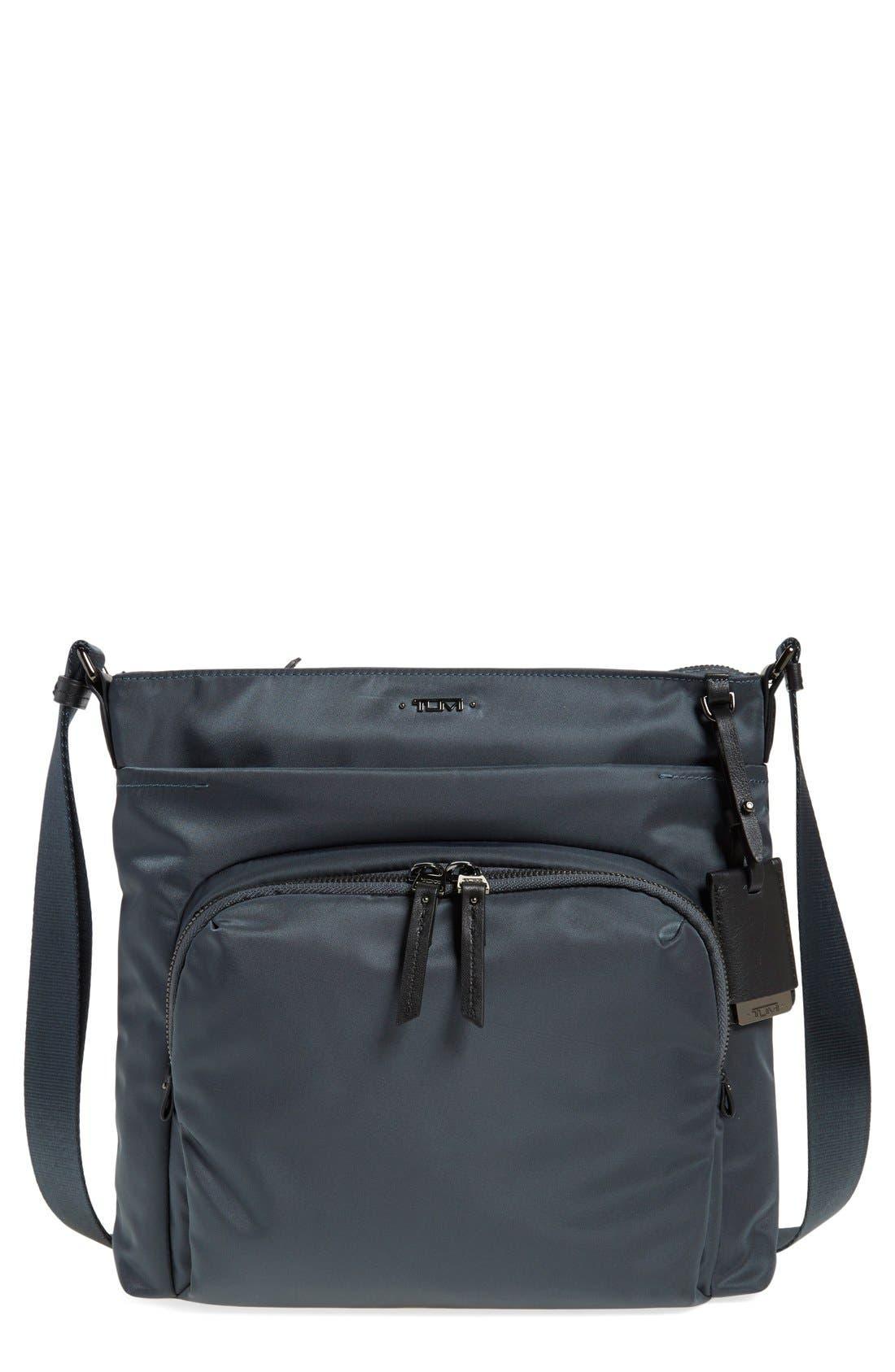 TUMI,                             'Voyageur - Capri' Crossbody Bag,                             Main thumbnail 1, color,                             020