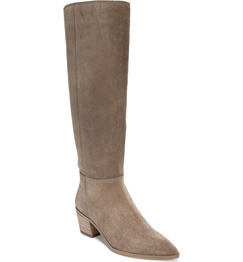 Sharona Riding Boot, Main, color, BIRCHWOOD LEATHER