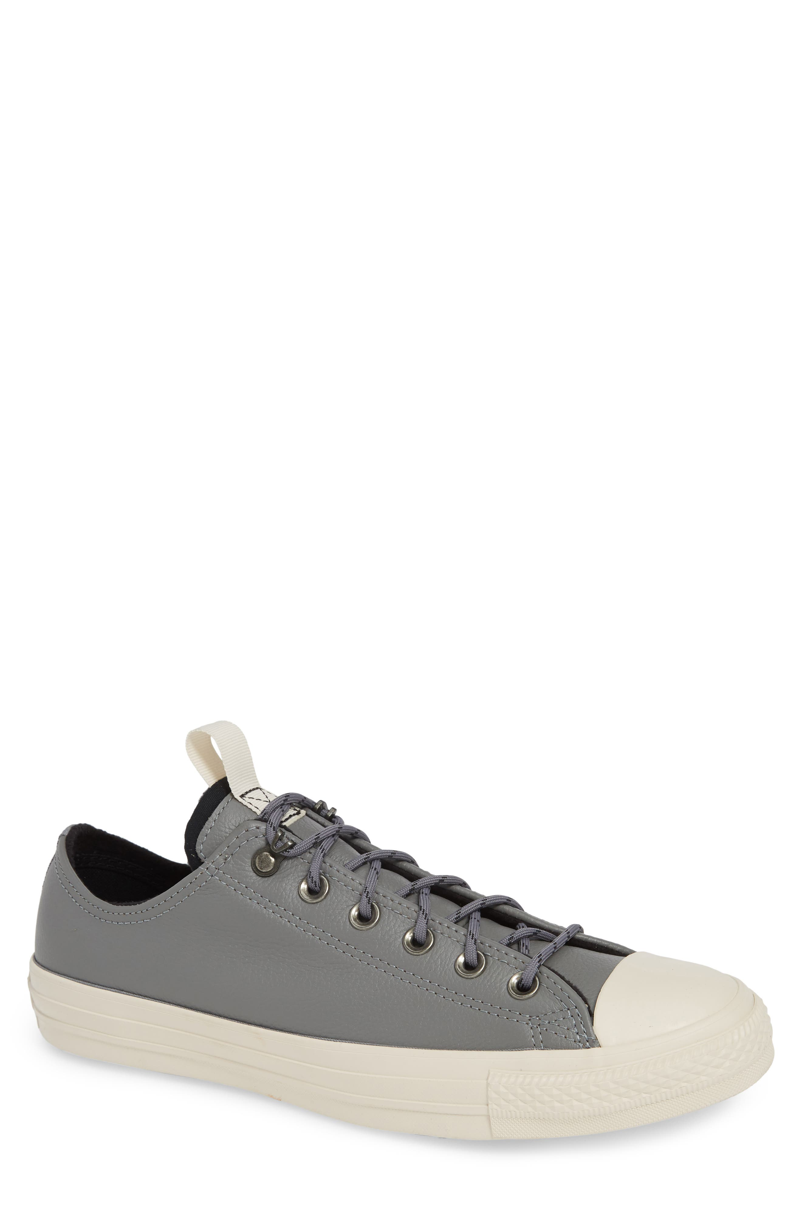 Chuck Taylor<sup>®</sup> All Star<sup>®</sup> Desert Storm Ox Sneaker,                             Main thumbnail 1, color,                             WHITE/ LIGHT FAWN/ EGRET