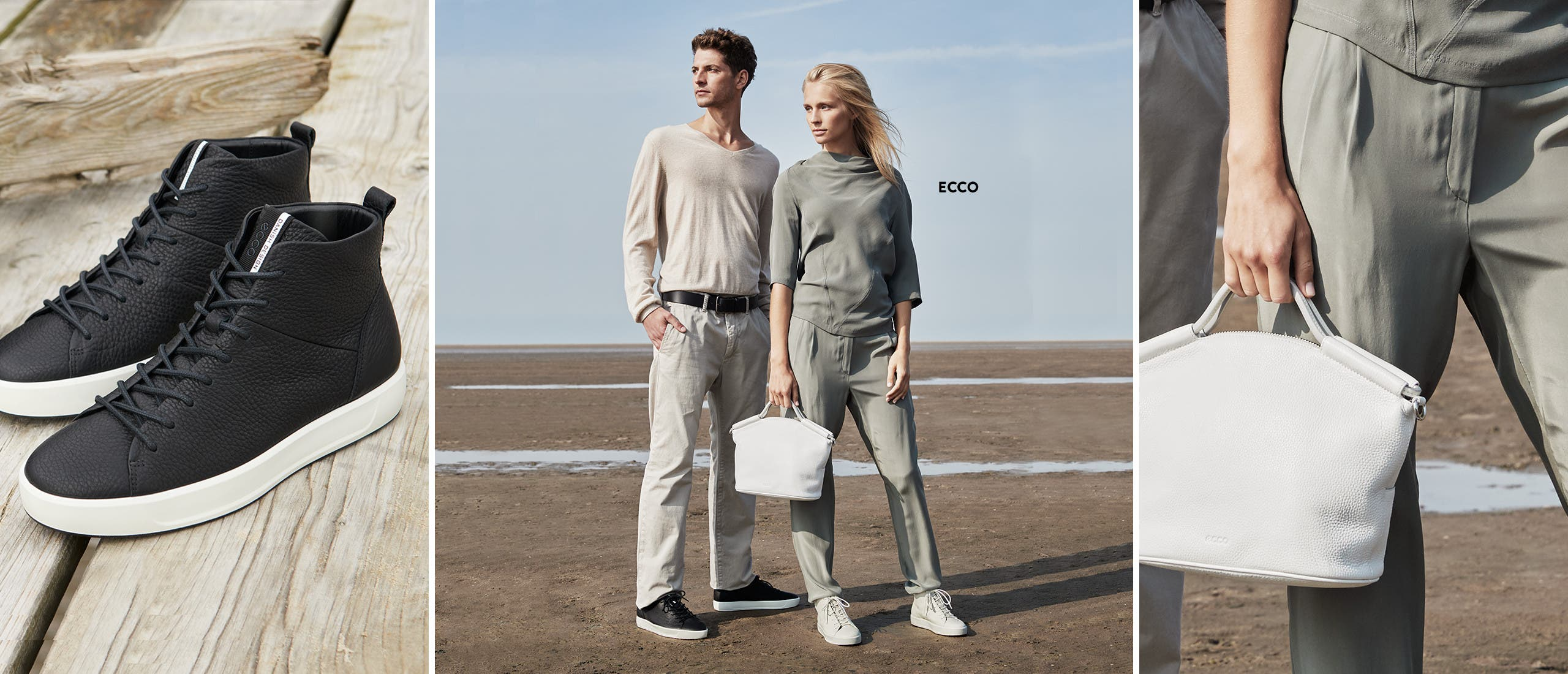 ECCO for women and men.