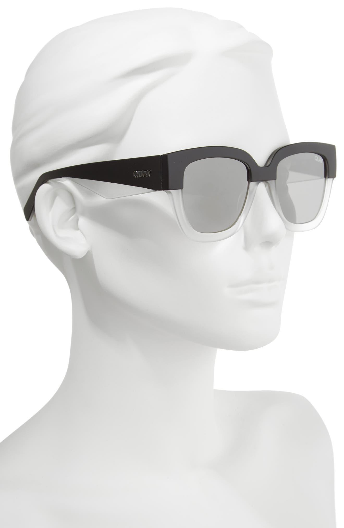 55mm Don't Stop Sunglasses,                             Alternate thumbnail 3, color,
