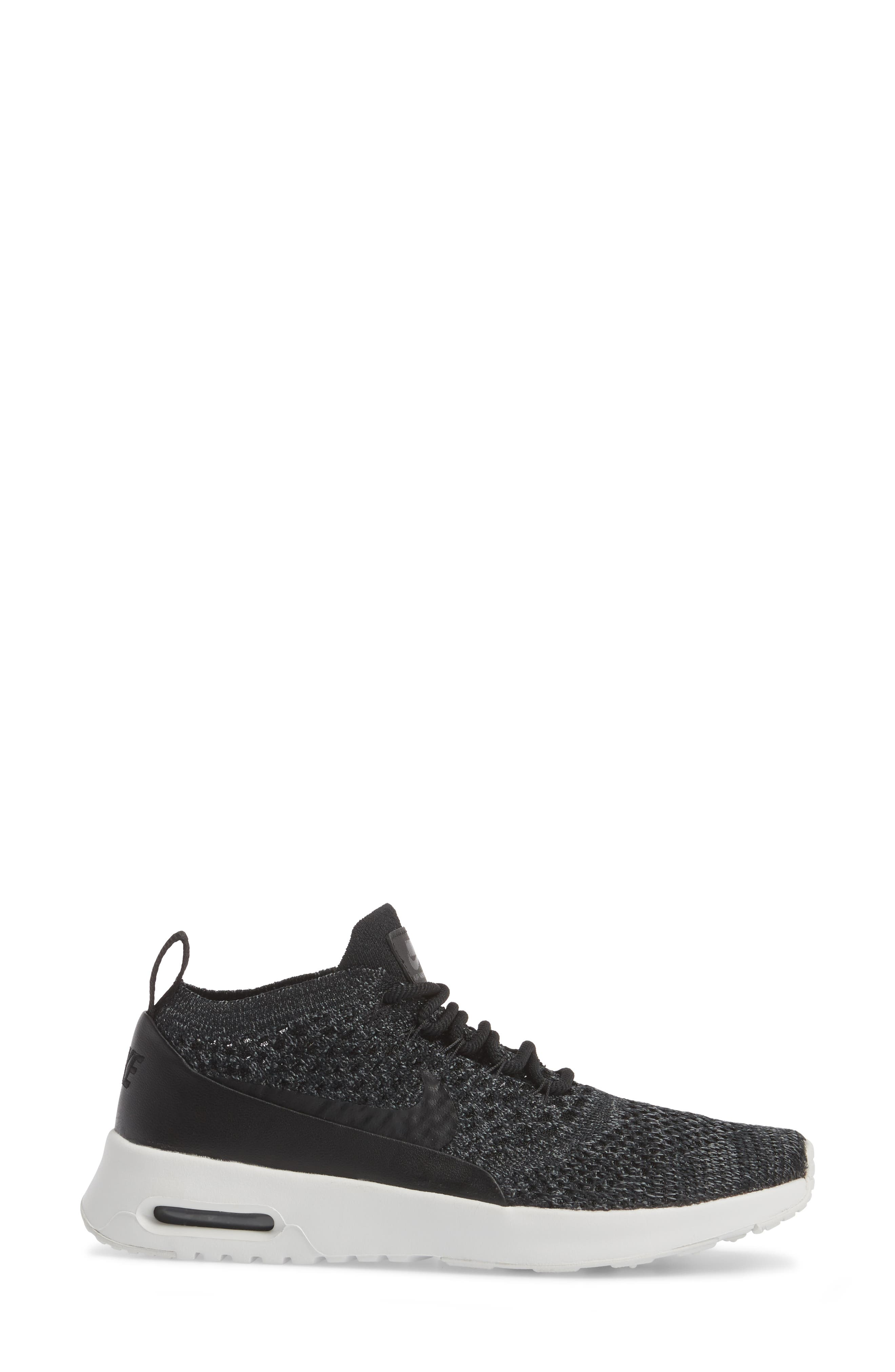 Air Max Thea Ultra Flyknit Sneaker,                             Alternate thumbnail 25, color,