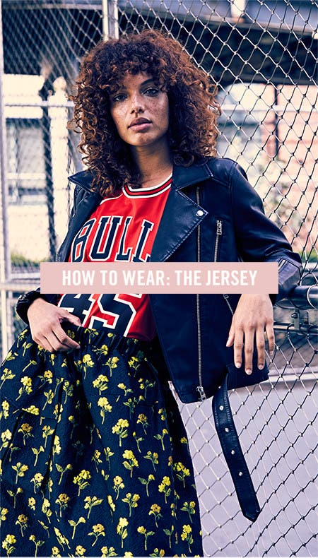Nordstrom x Nike: how to wear the jersey.