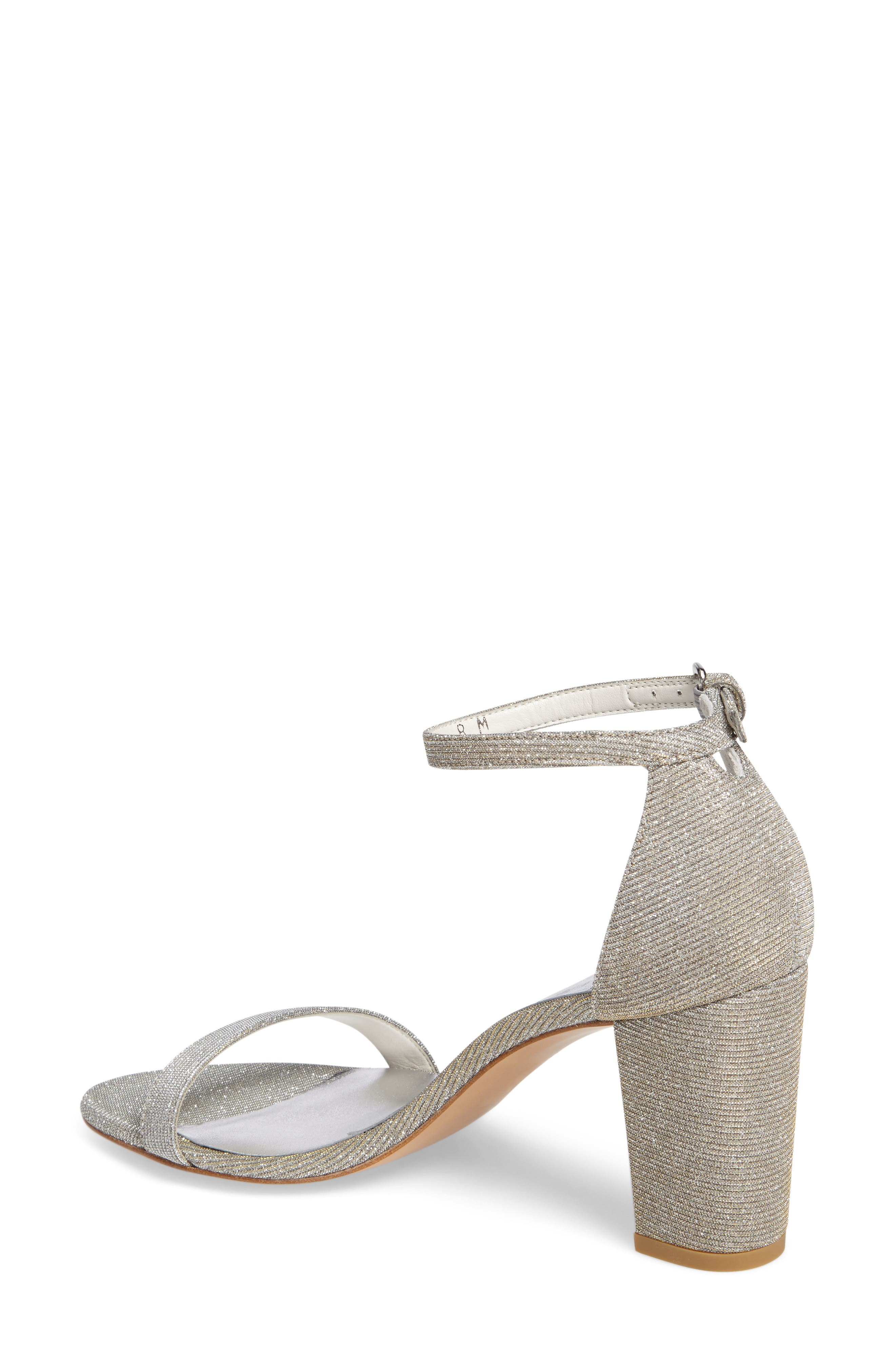 NearlyNude Ankle Strap Sandal,                             Alternate thumbnail 41, color,