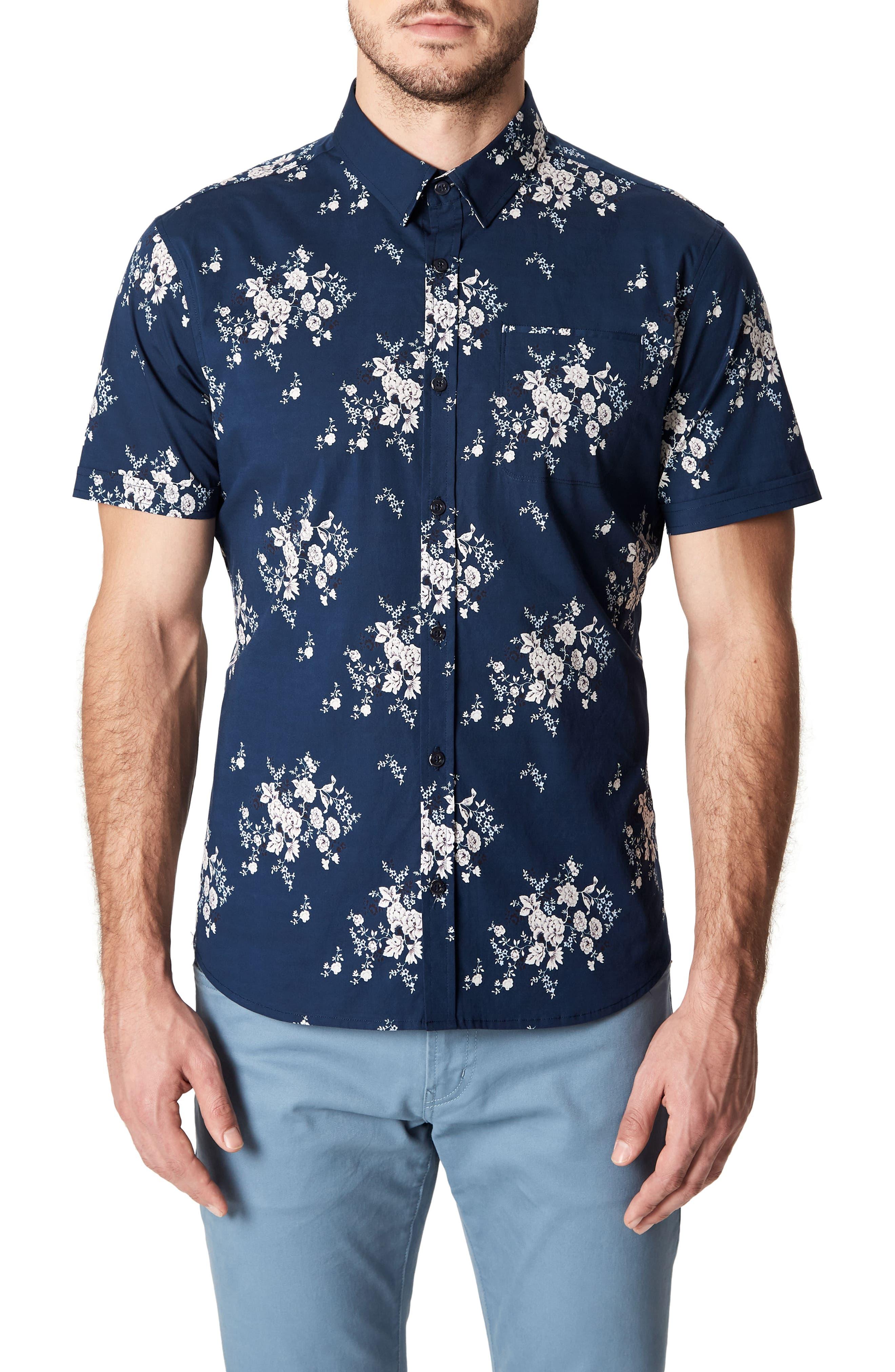Feelin' Free Woven Shirt,                         Main,                         color, 410