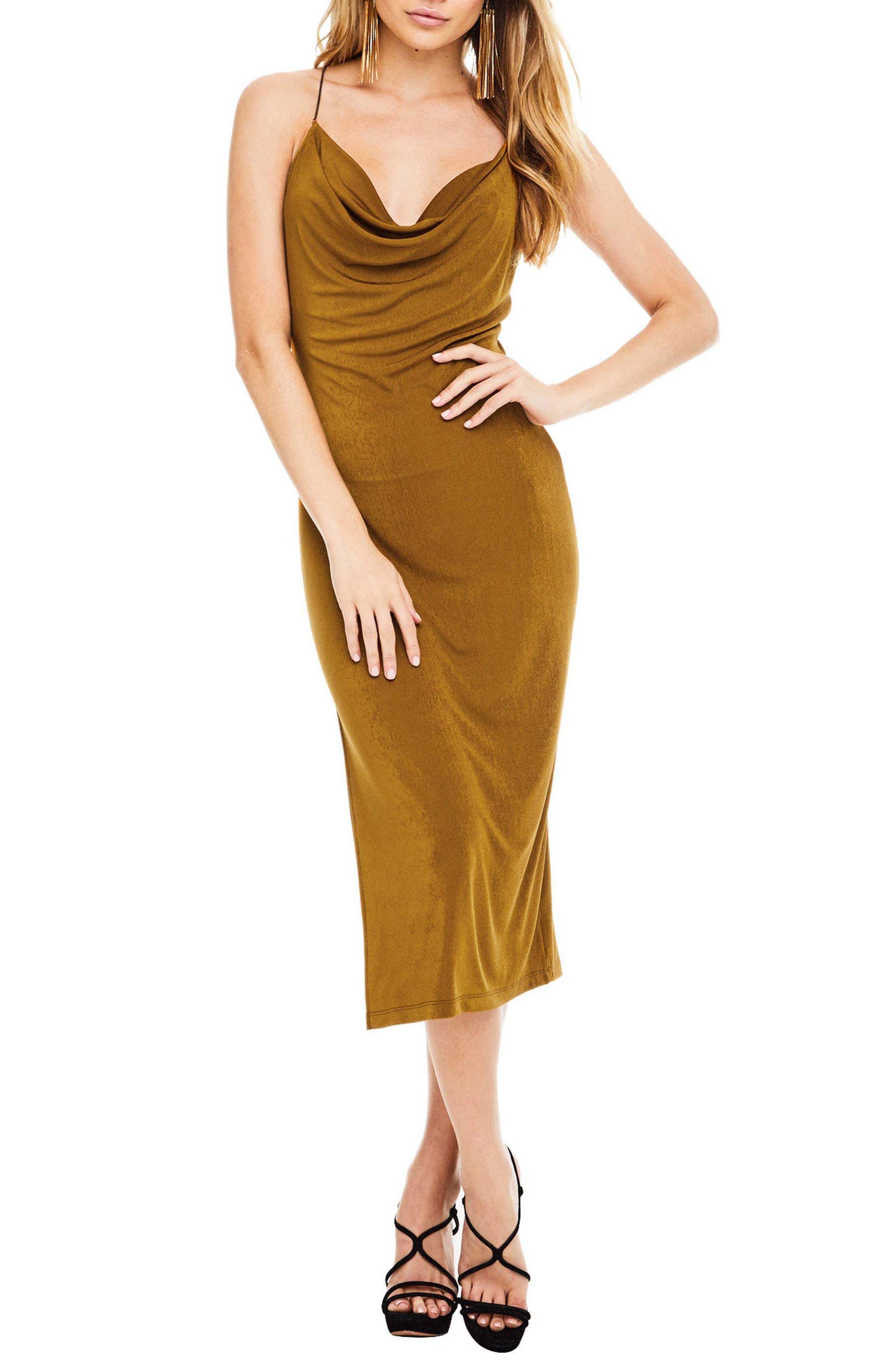 Ivana Midi Dress,                             Main thumbnail 4, color,
