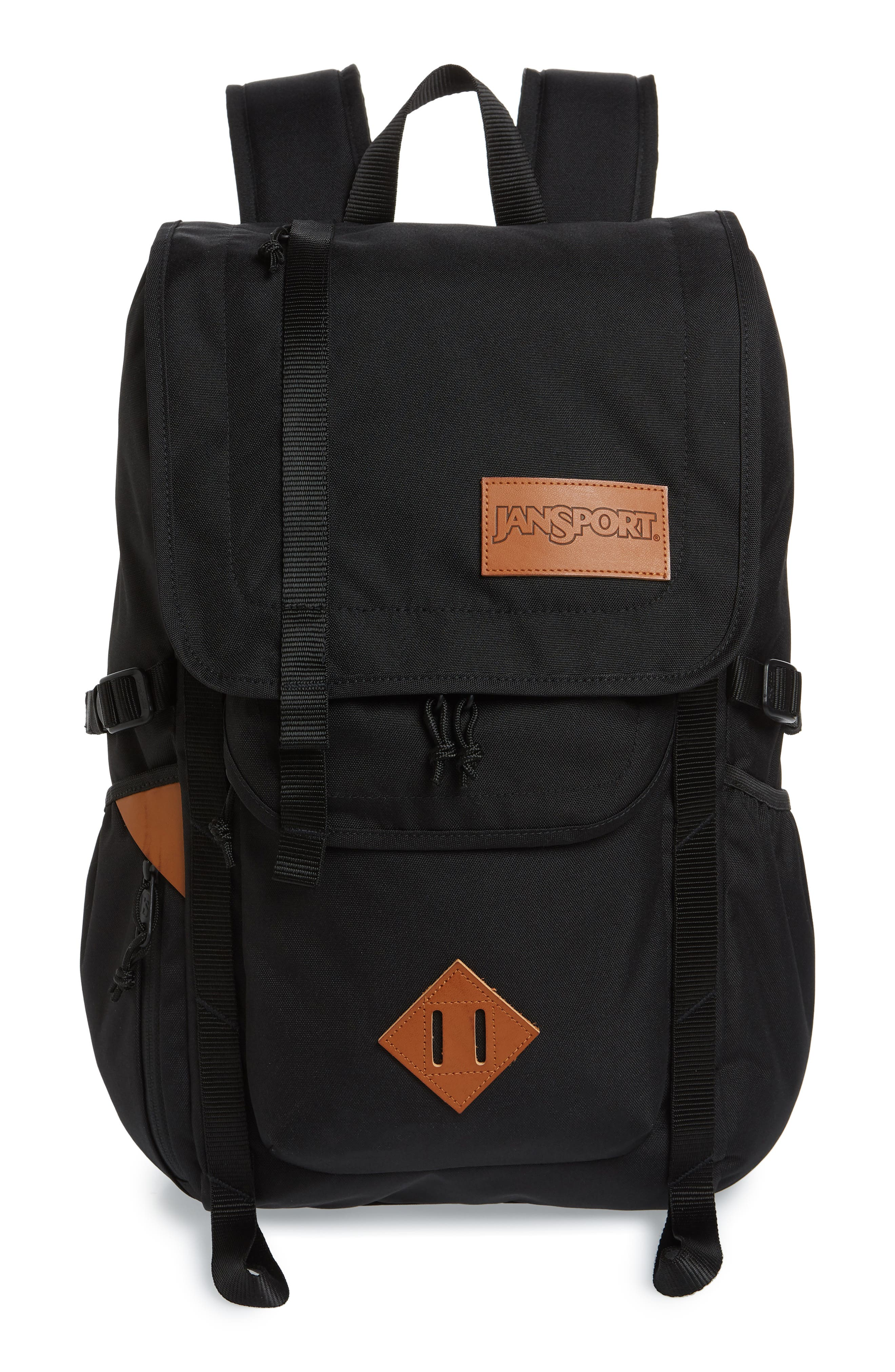 JANSPORT Hatchet Backpack - Black