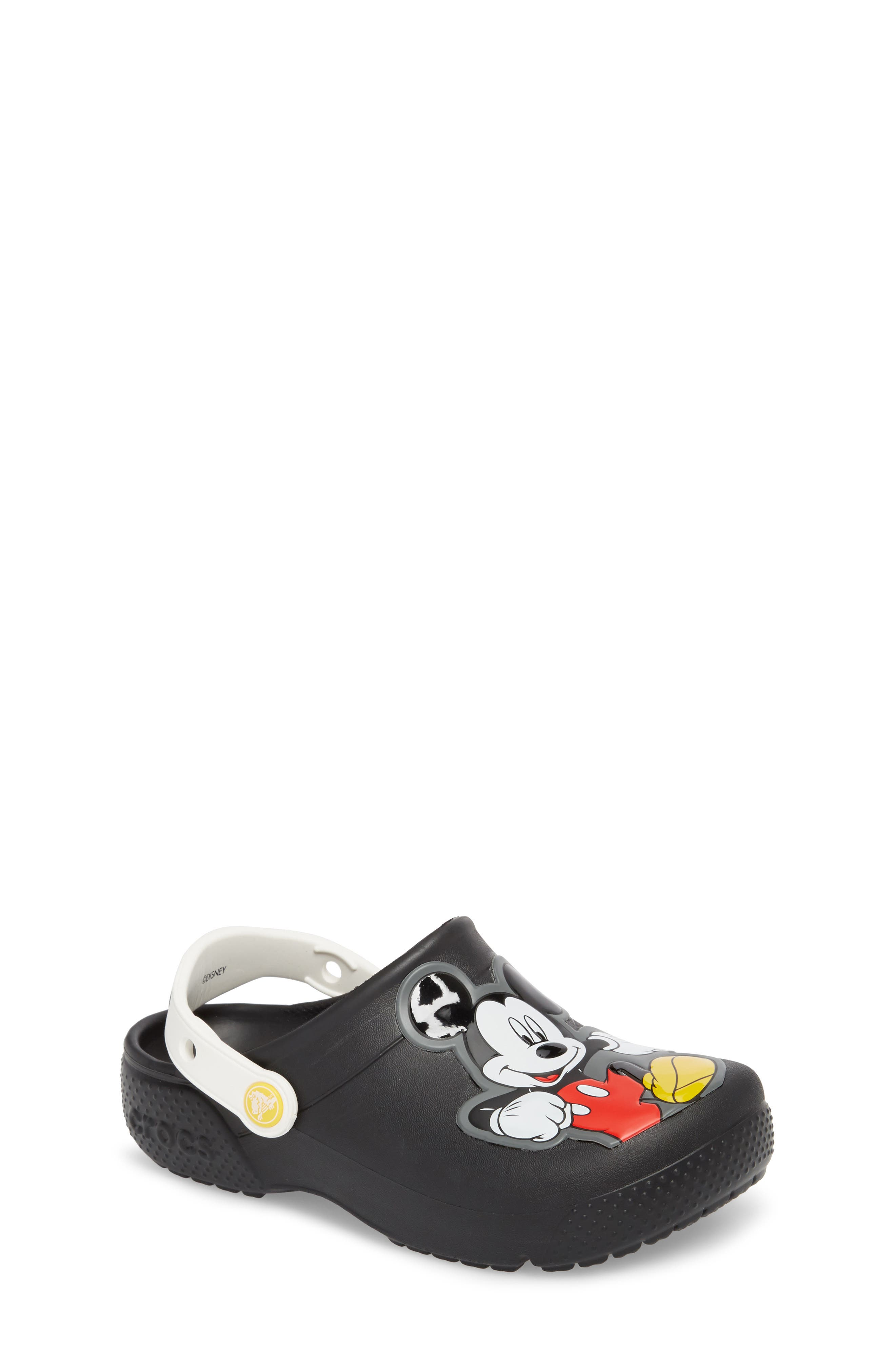 Fun Lab Mickey Mouse<sup>®</sup> Clog,                         Main,                         color, 001
