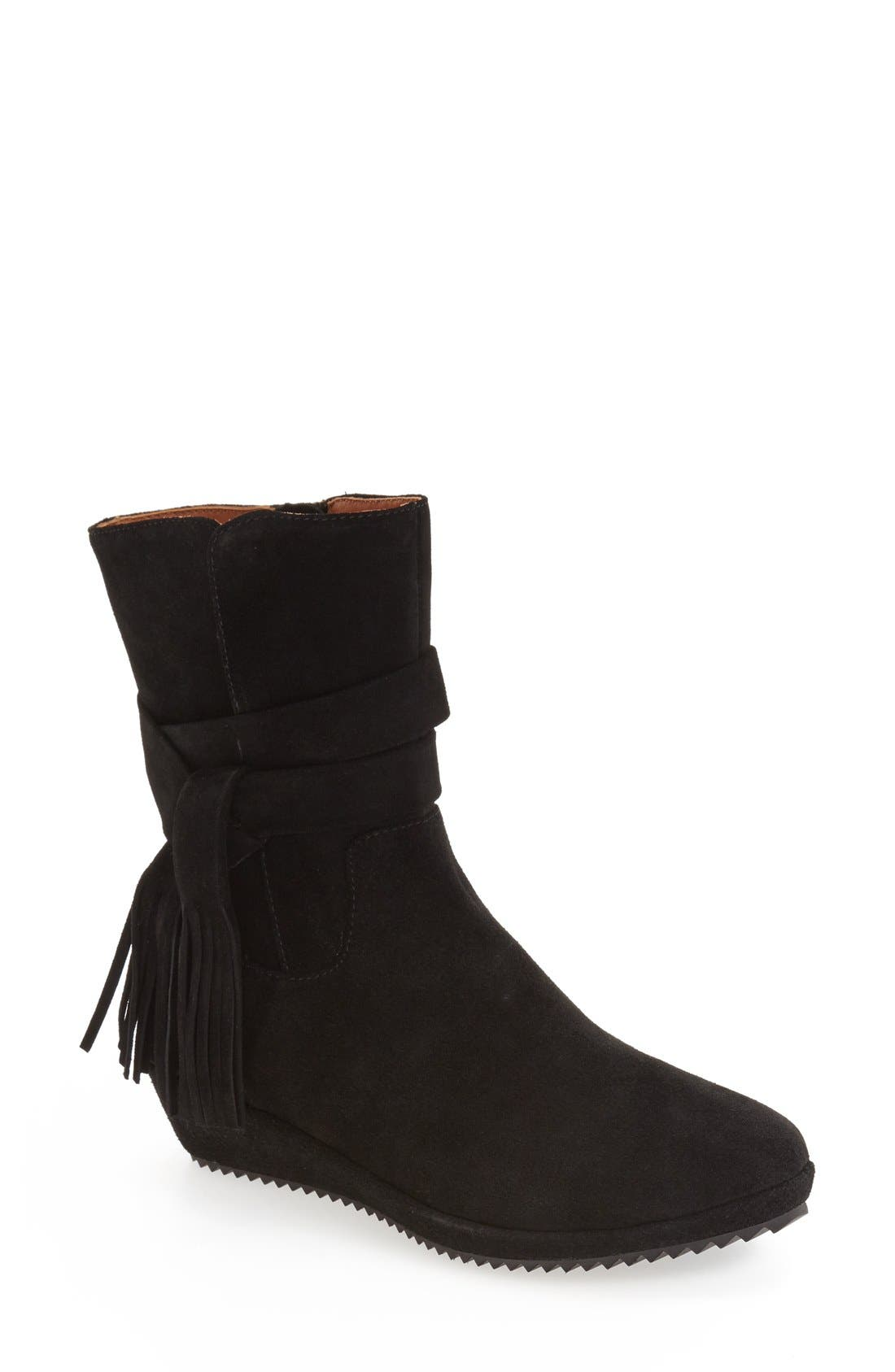 'Bernyce' Boot,                         Main,                         color, 001