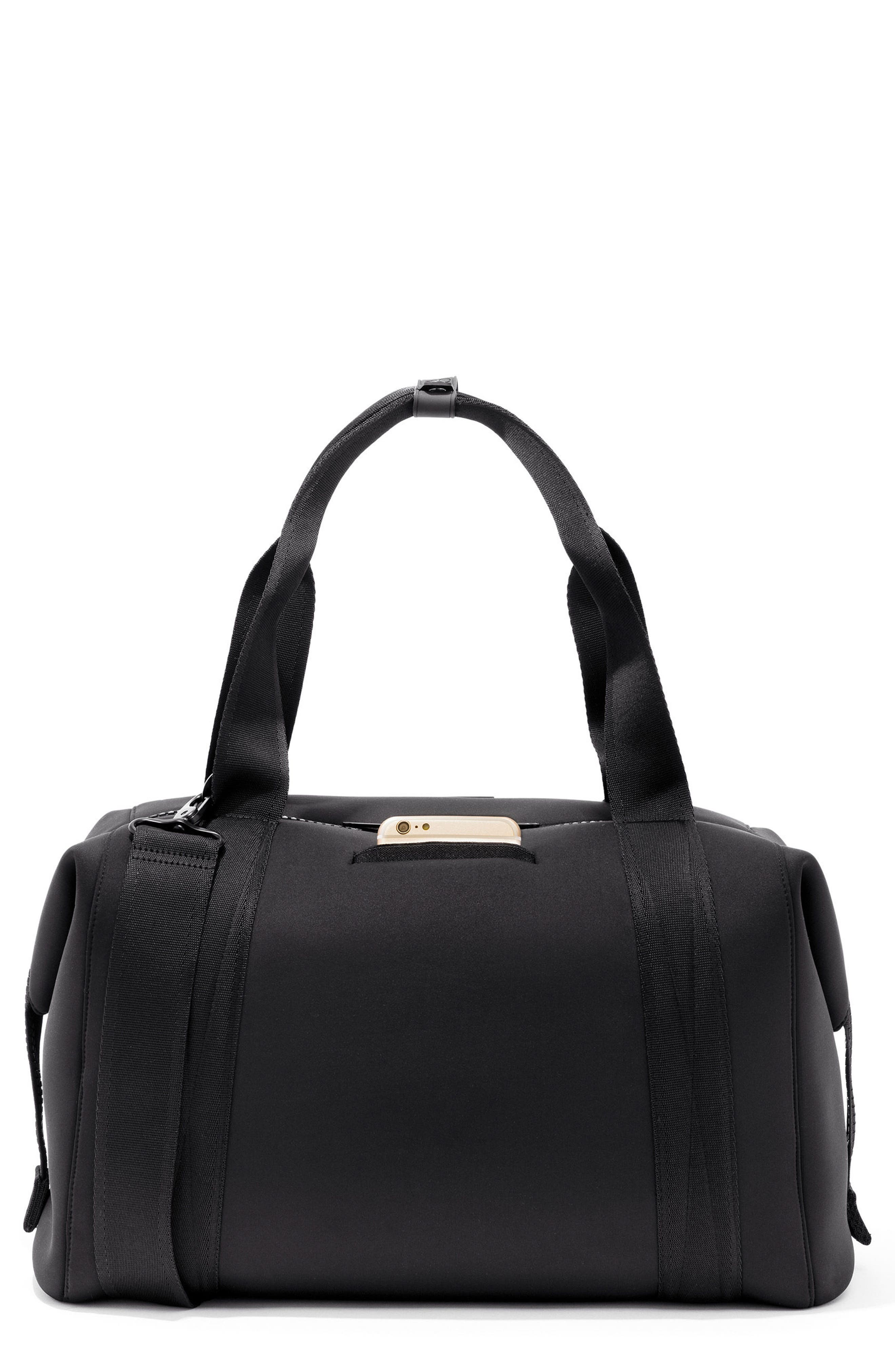 365 Large Landon Neoprene Carryall Duffel Bag,                             Main thumbnail 1, color,