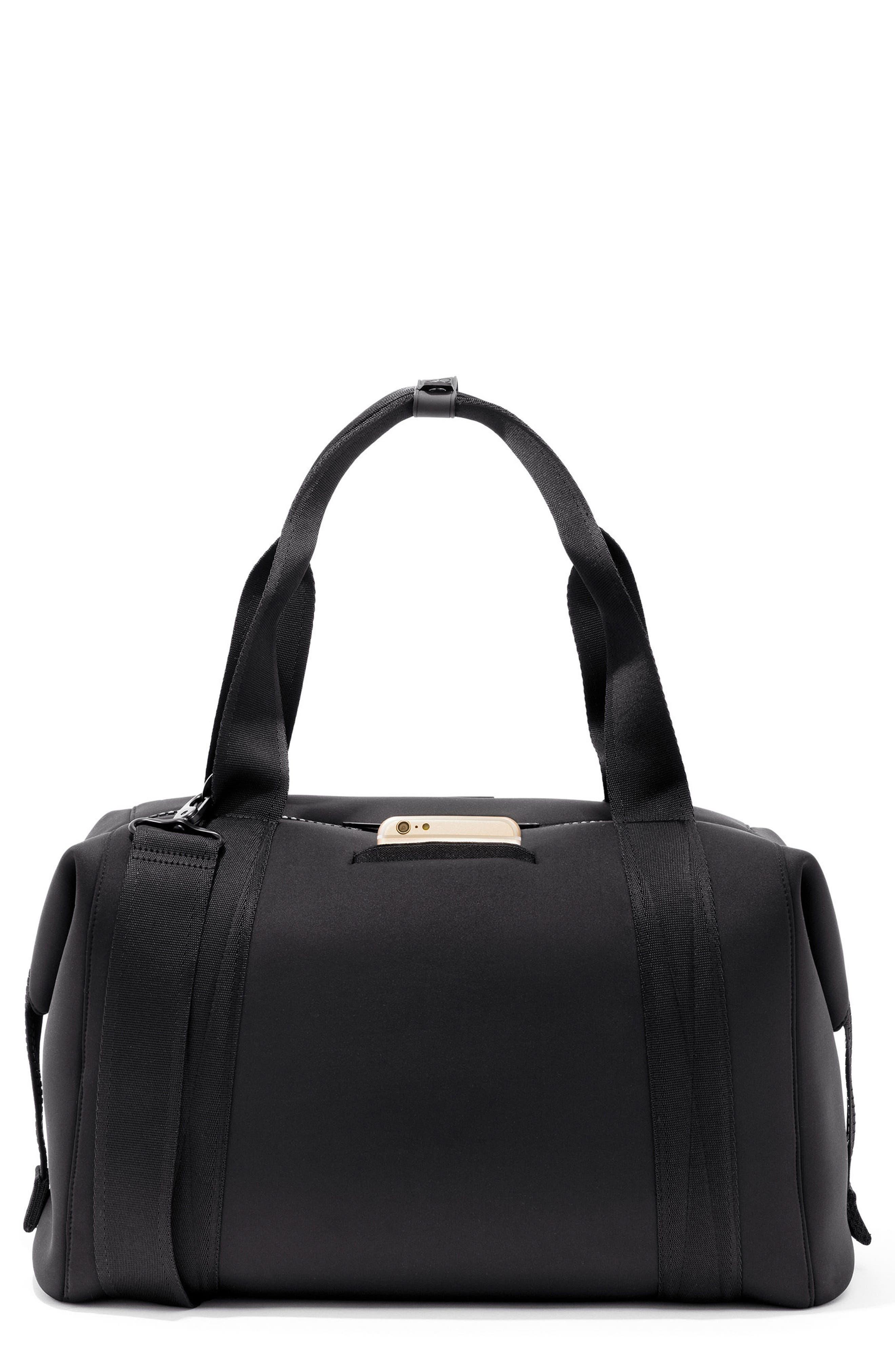365 Large Landon Neoprene Carryall Duffel Bag,                         Main,                         color,