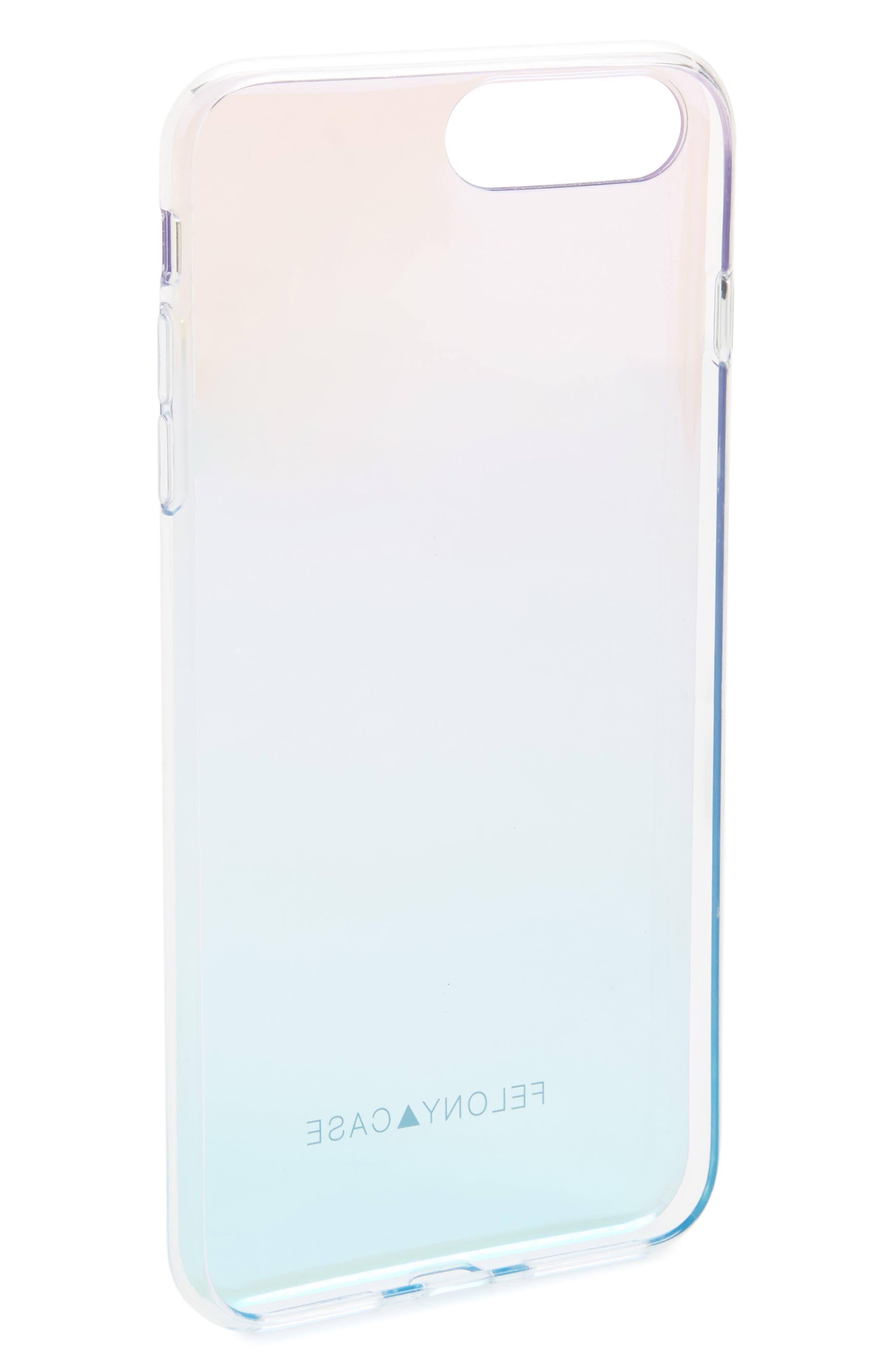 Holographic iPhone 7/8 & 7/8 Plus Case,                             Alternate thumbnail 2, color,                             040