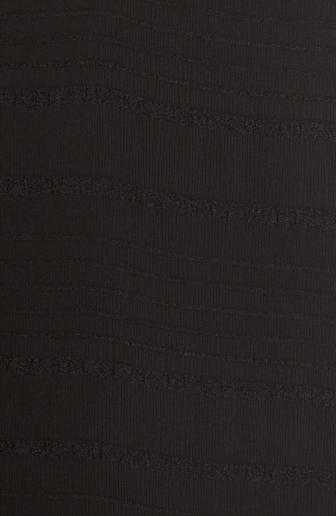Lace Trim Slipdress,                             Alternate thumbnail 2, color,                             001