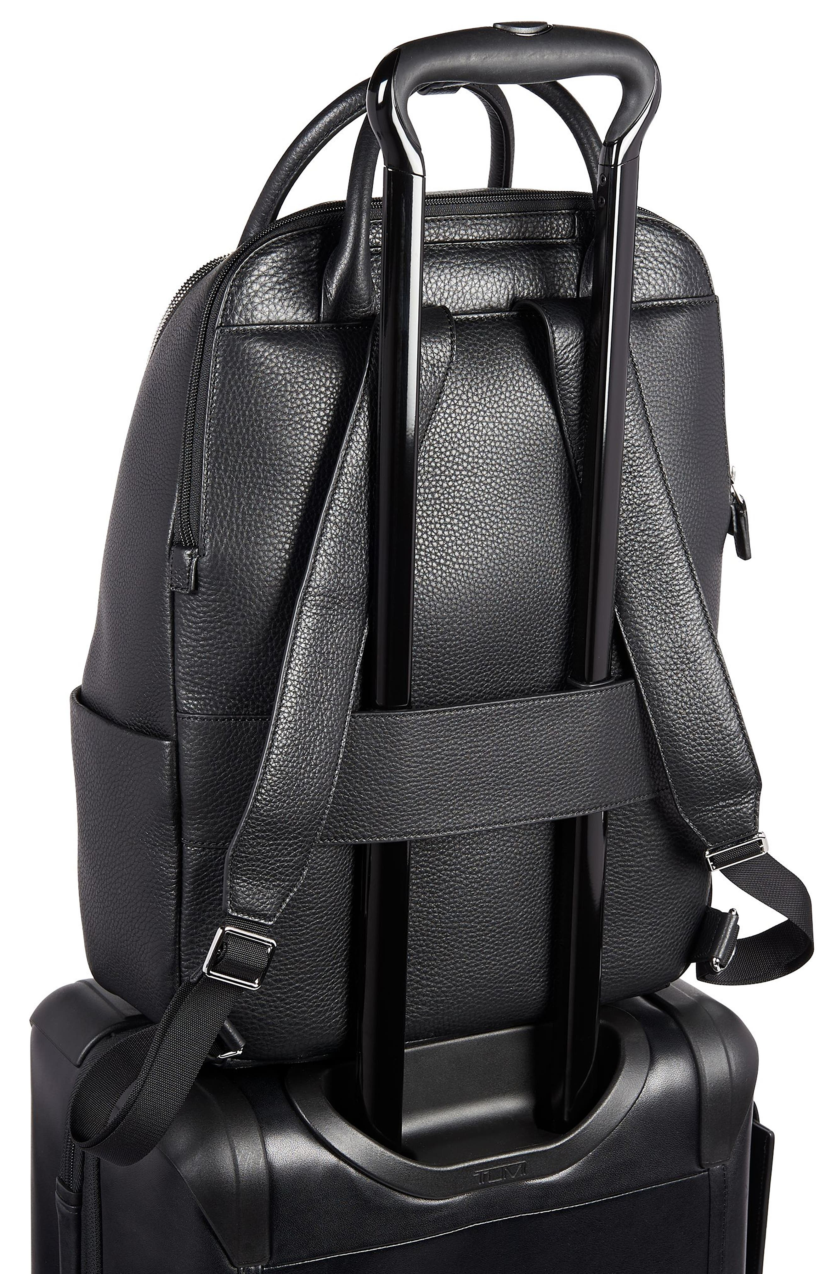 TUMI,                             Stanton Indra Commuter Backpack,                             Alternate thumbnail 6, color,                             001