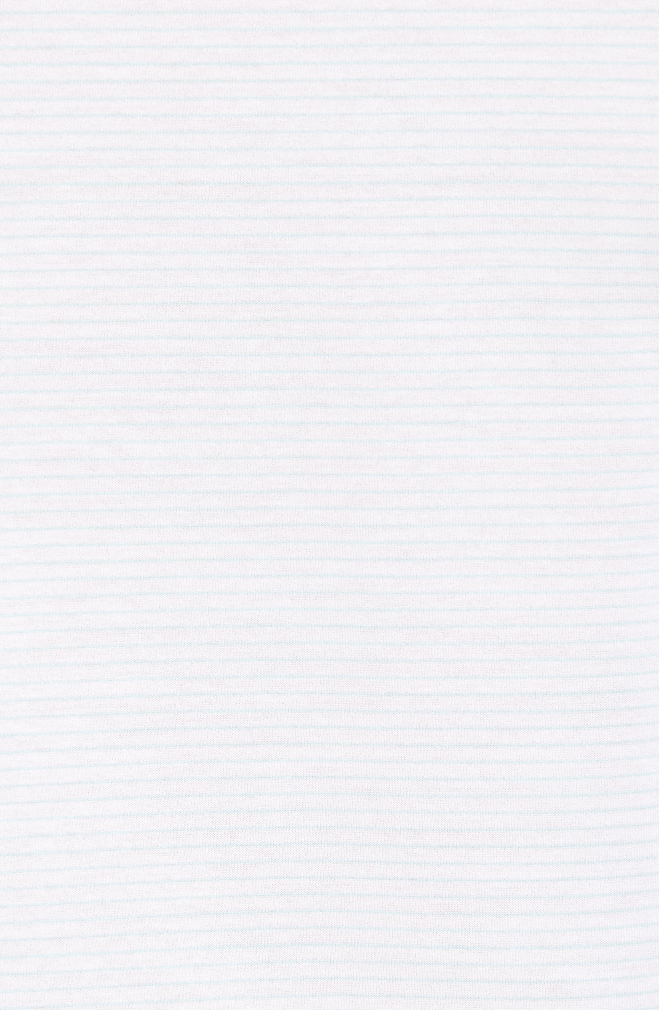 Sean Heritage Stripe Nanoluxe Polo,                             Alternate thumbnail 5, color,