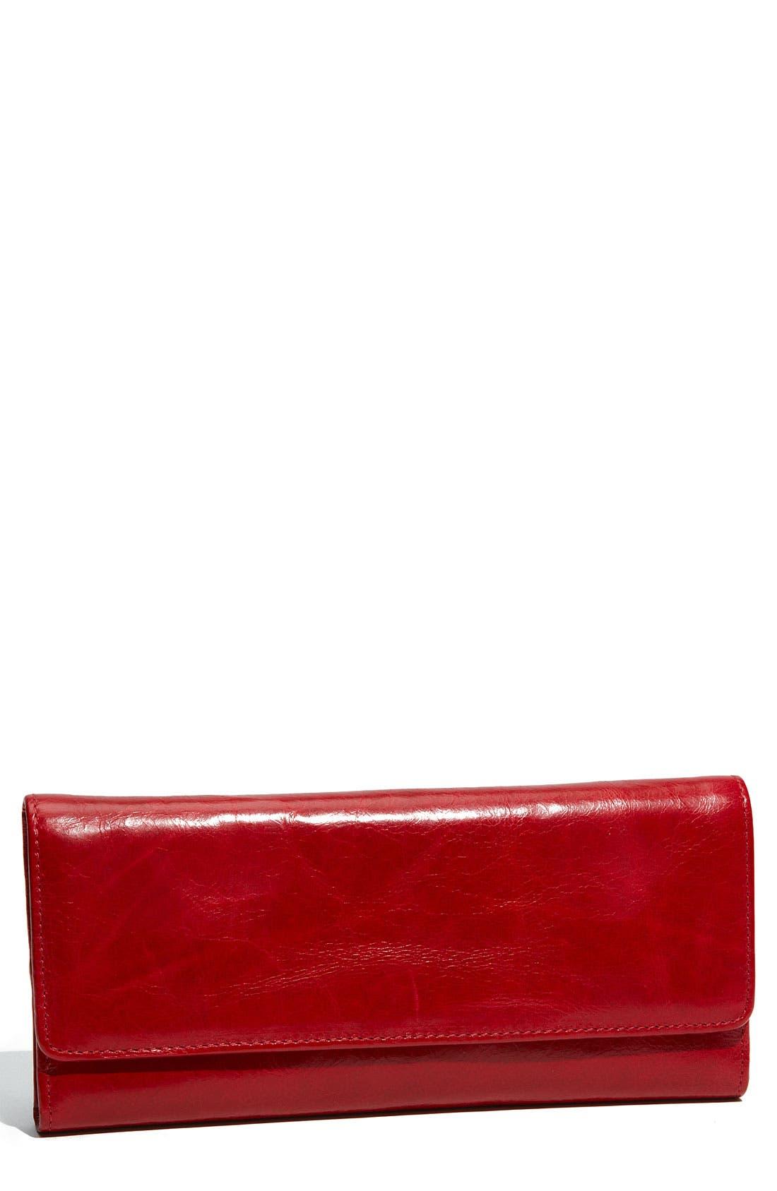 'Sadie' Leather Wallet,                             Main thumbnail 53, color,