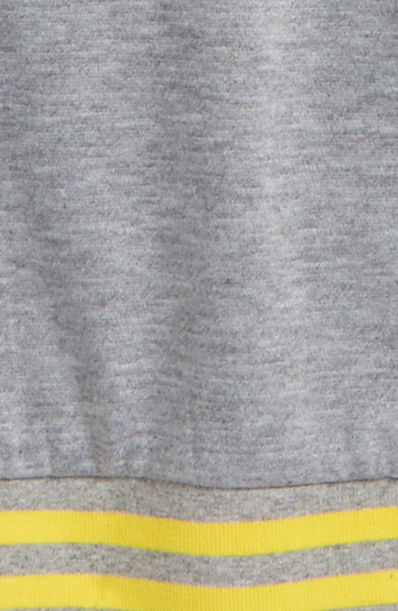Colorblock Cold Shoulder Top,                             Alternate thumbnail 2, color,                             020
