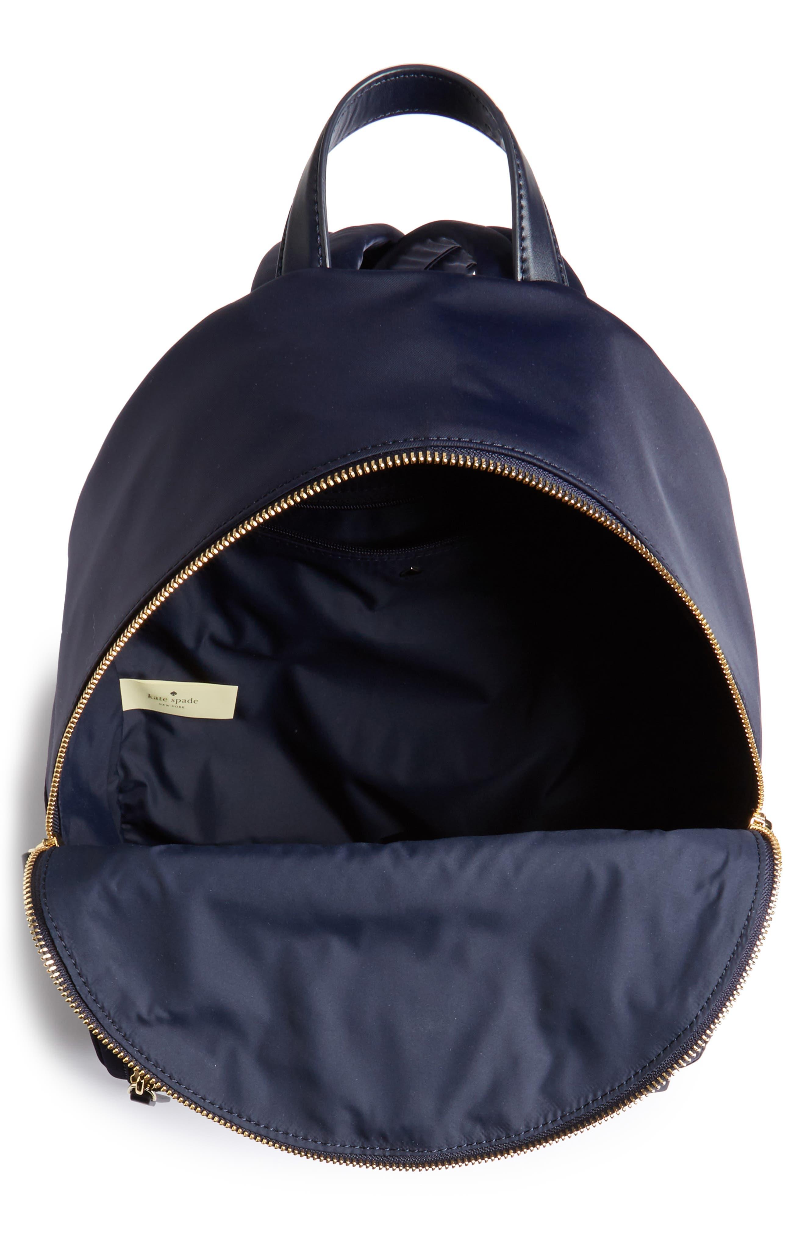 watson lane - hartley embellished nylon backpack,                             Alternate thumbnail 4, color,