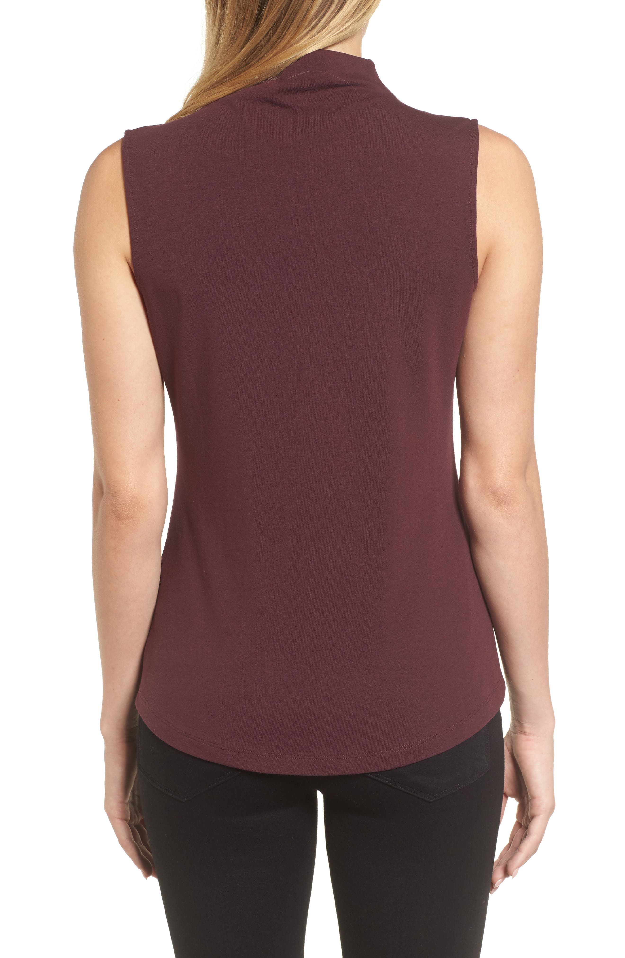 The Perfect Mock Neck Top,                             Alternate thumbnail 14, color,