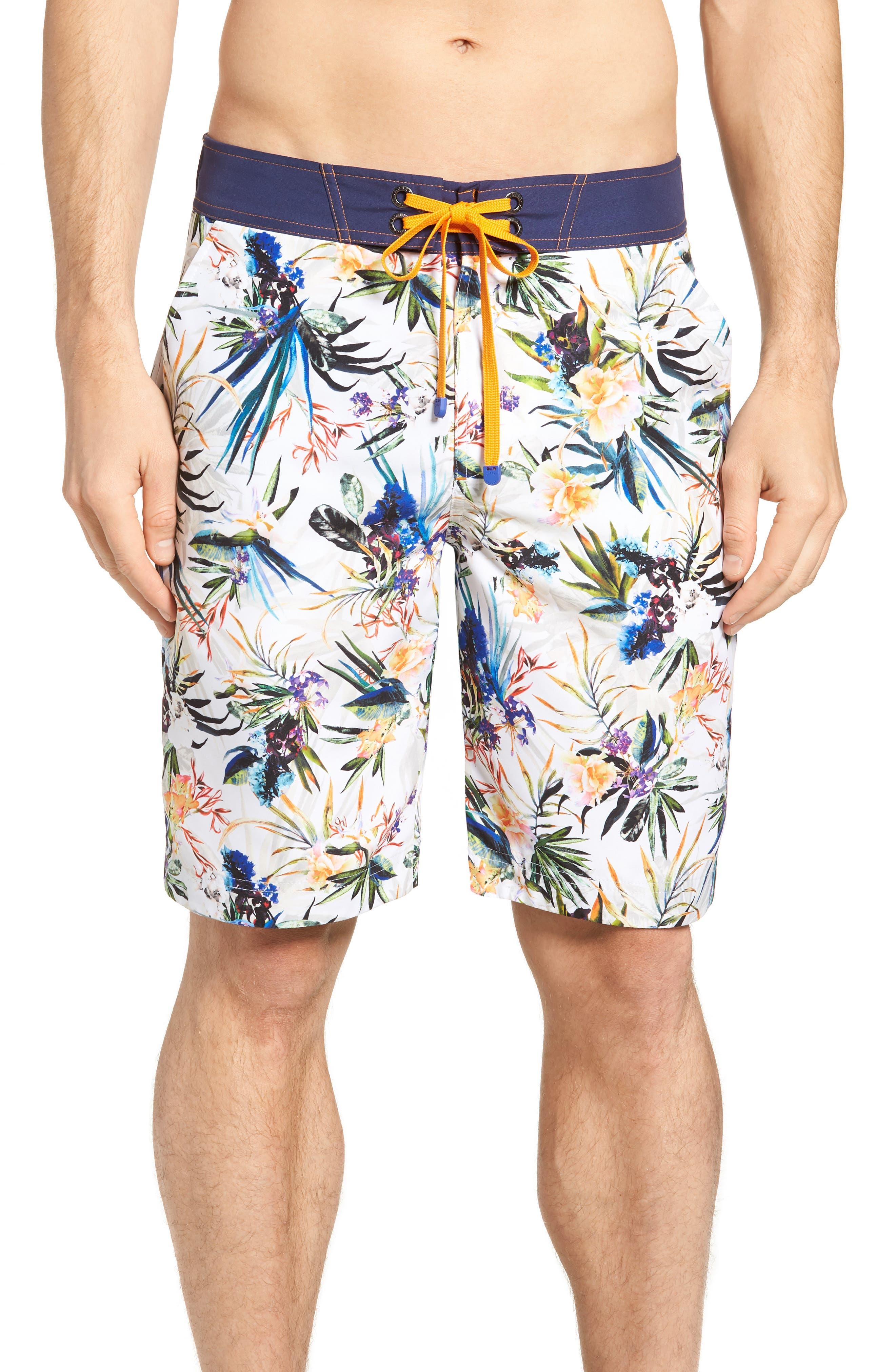 Rumba Board Shorts,                             Main thumbnail 1, color,                             250