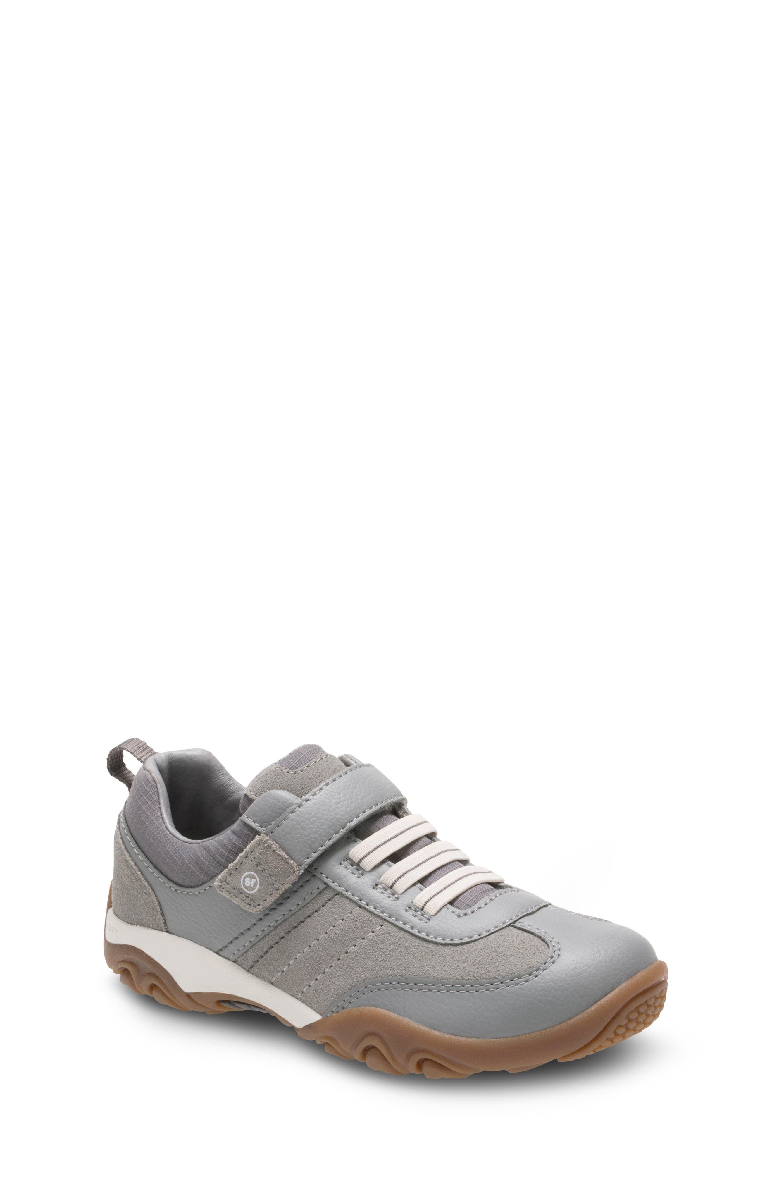 Prescott Sneaker,                         Main,                         color, GREY