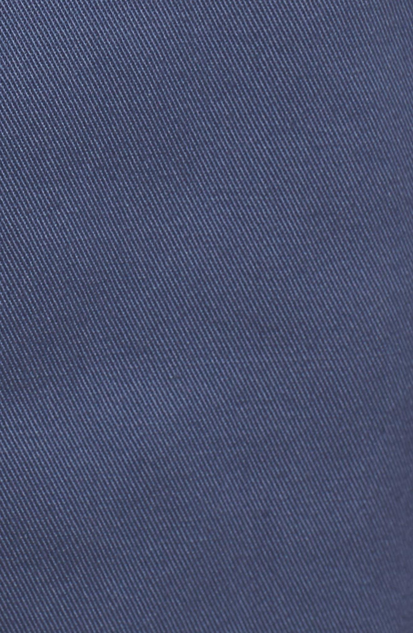 'Modern' Stretch Chino Shorts,                             Alternate thumbnail 44, color,