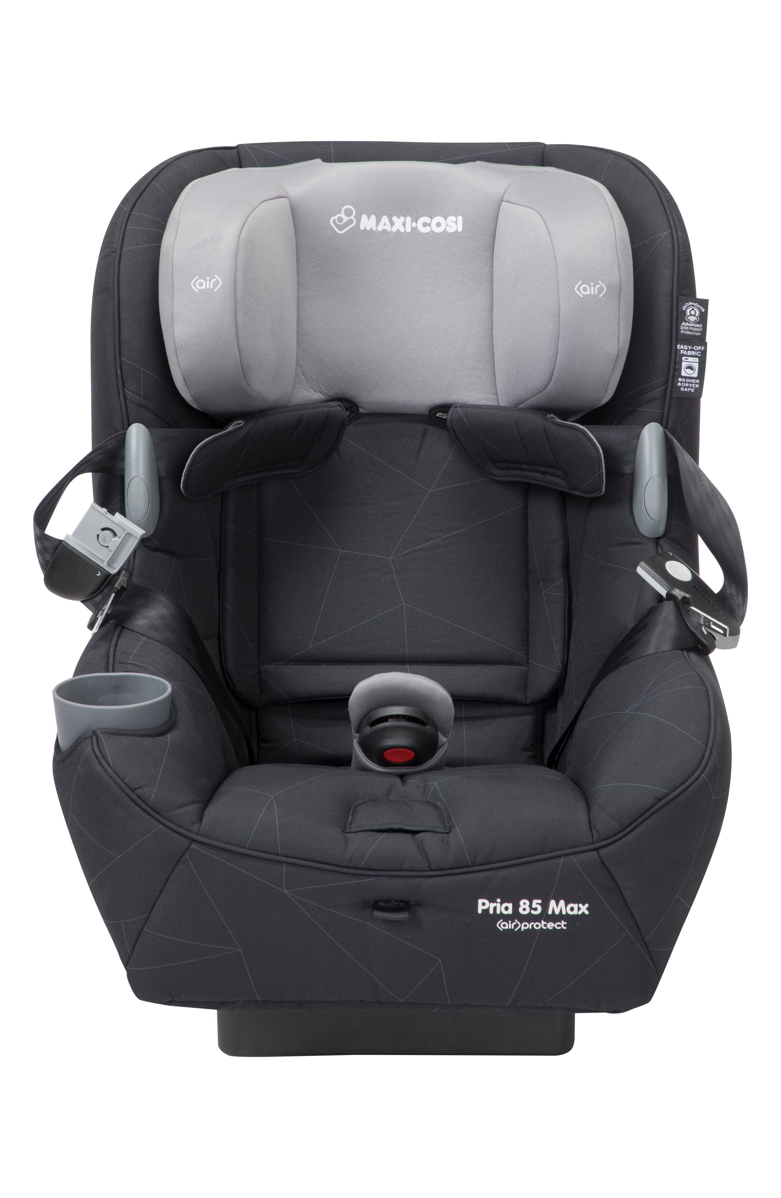 Pria<sup>™</sup> 85 Max Convertible Car Seat,                         Main,                         color, DIAMOND LINES