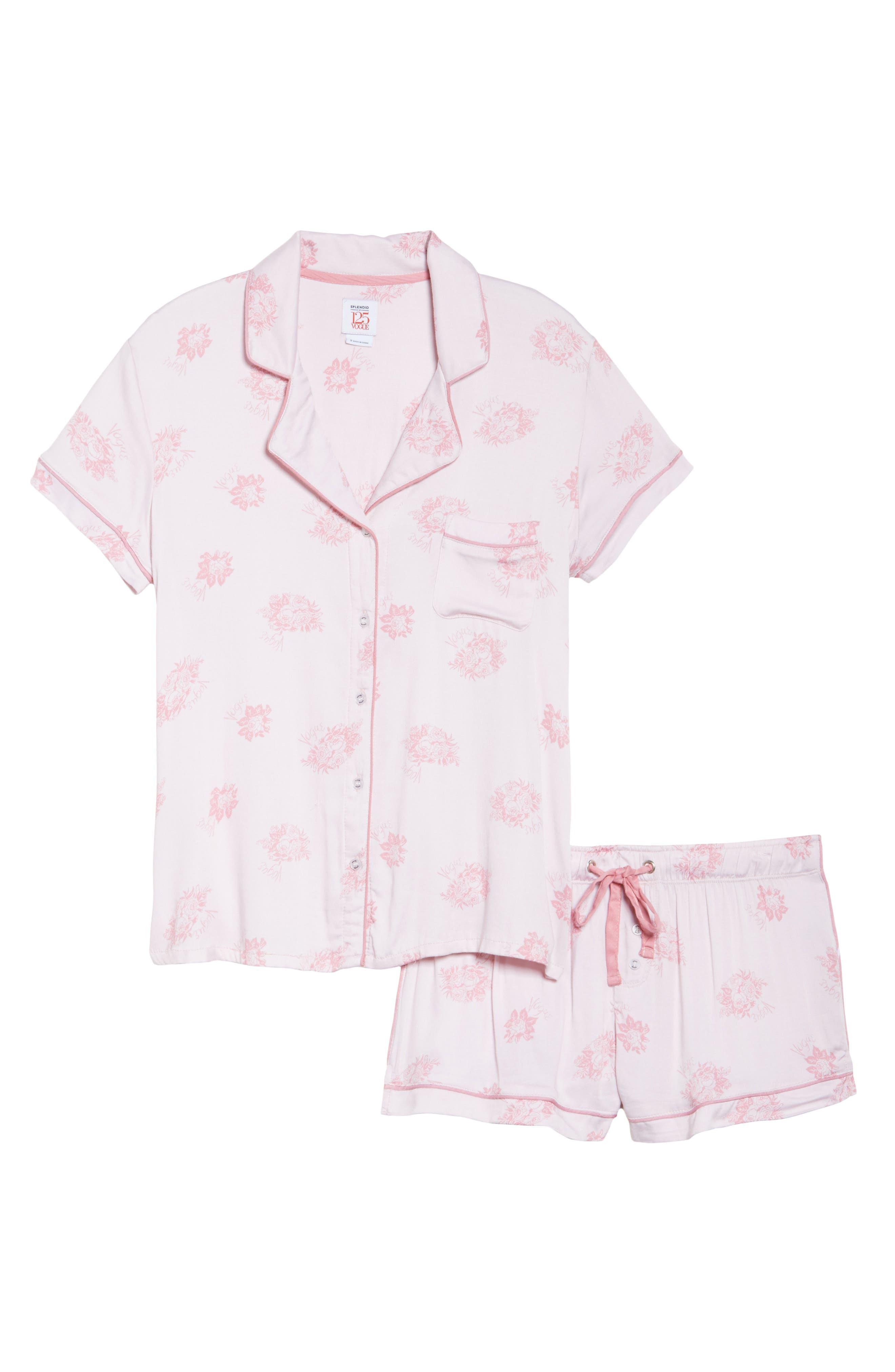 Shortie Pajamas,                             Alternate thumbnail 12, color,