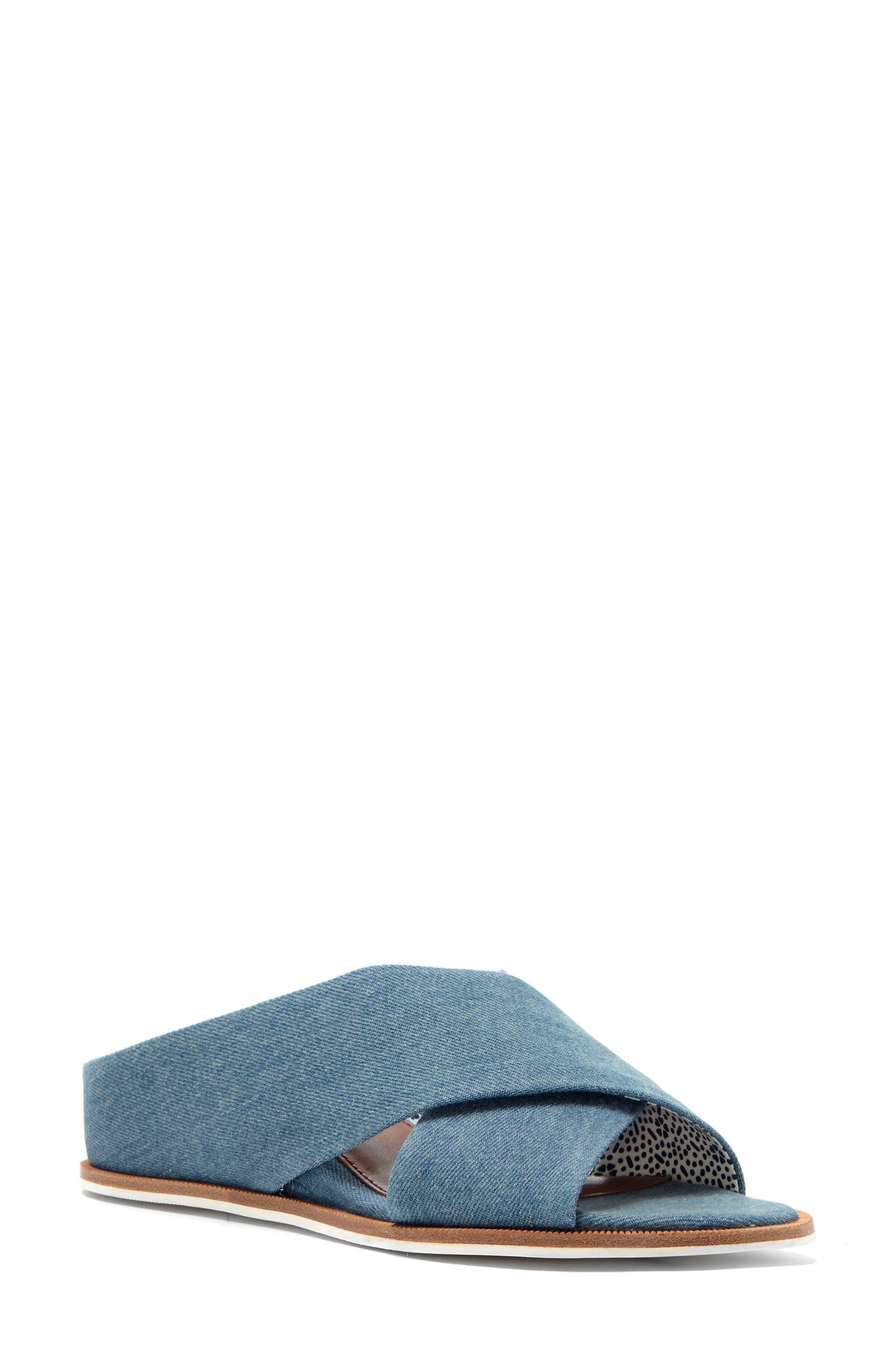 Treya Slide Sandal,                             Main thumbnail 3, color,