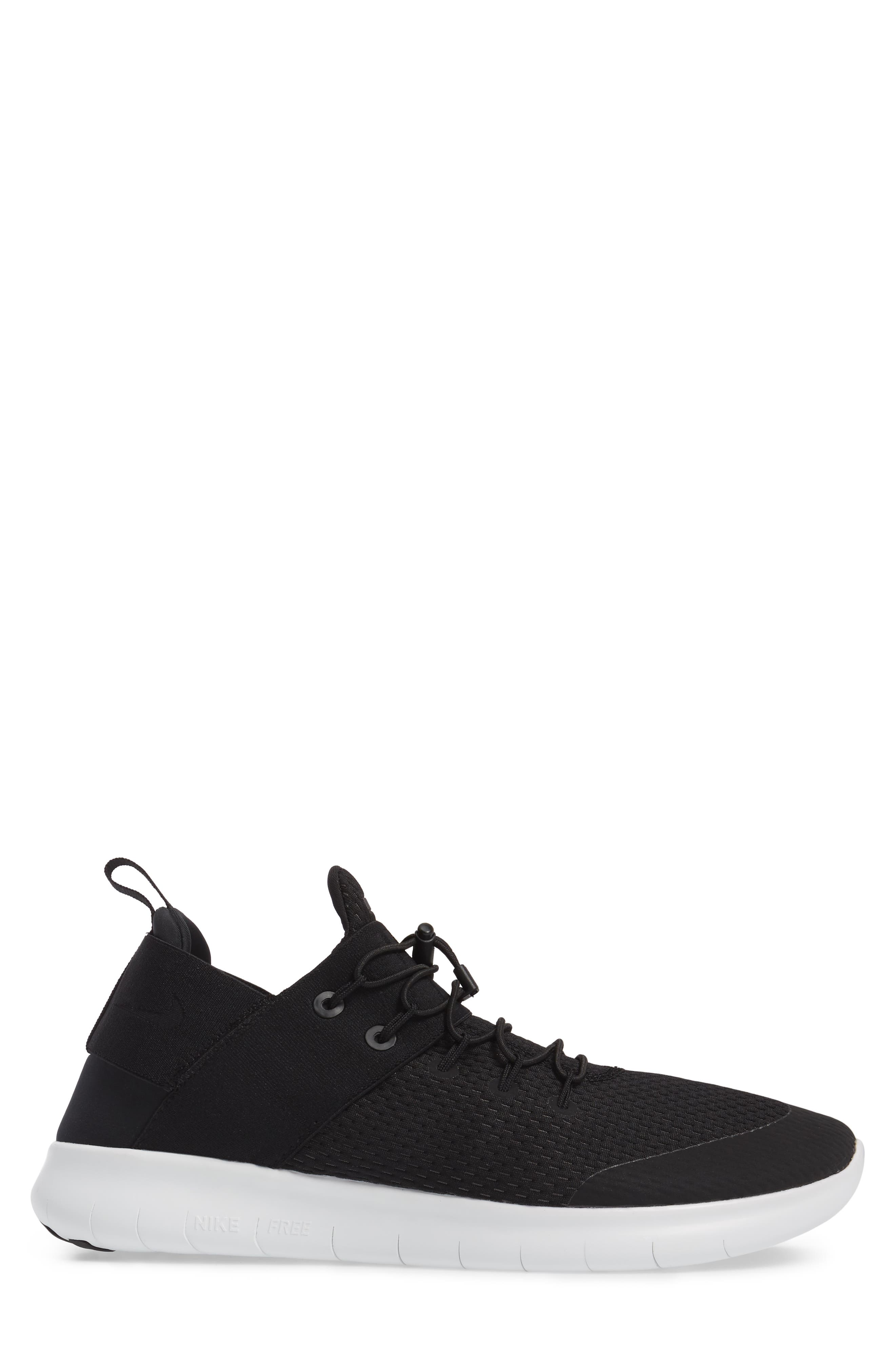 Free RN CMTR 2 Running Shoe,                             Alternate thumbnail 3, color,                             BLACK/ ANTHRACITE/ OFF WHITE
