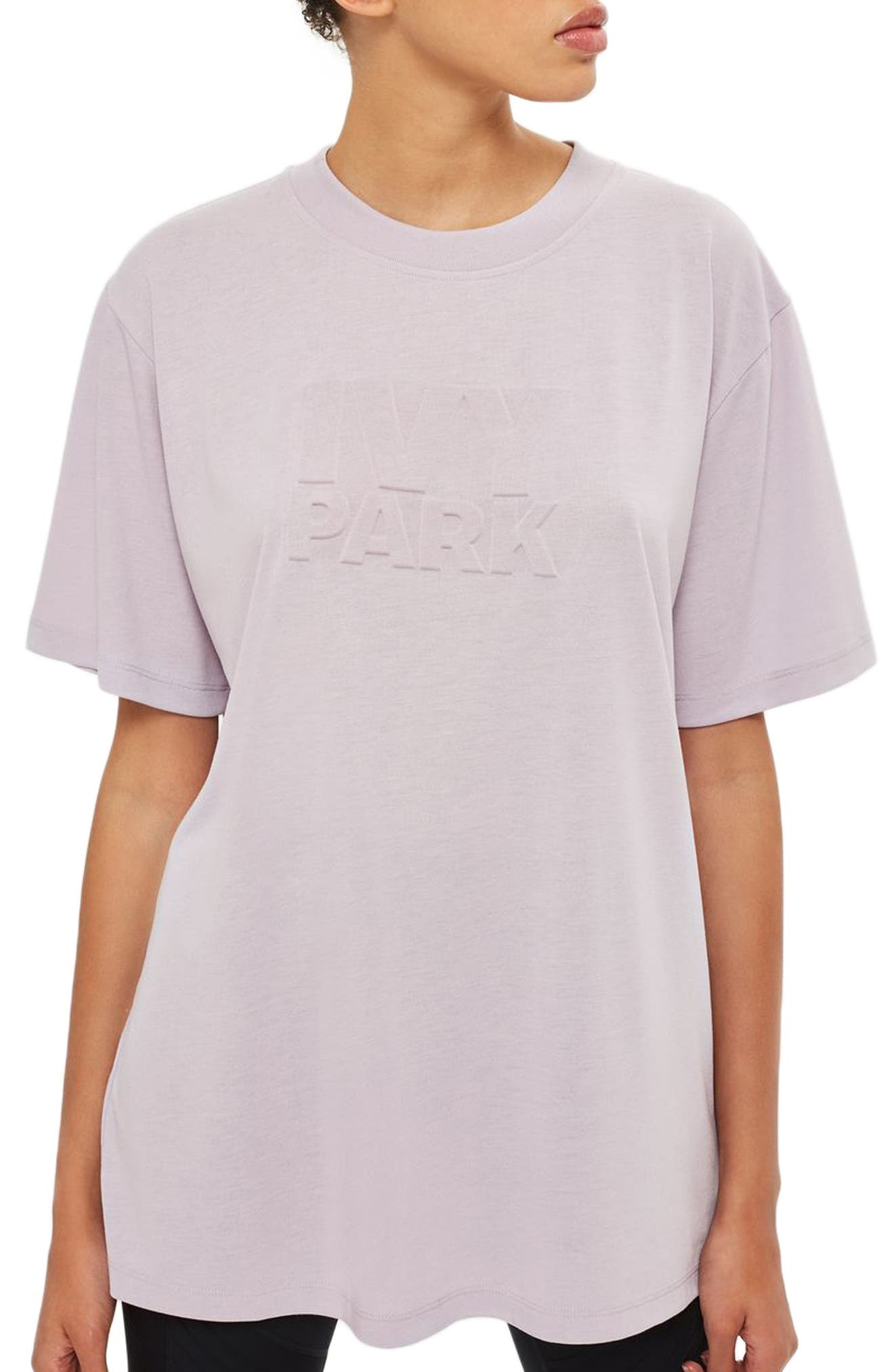 Embossed Logo Tee,                             Main thumbnail 2, color,