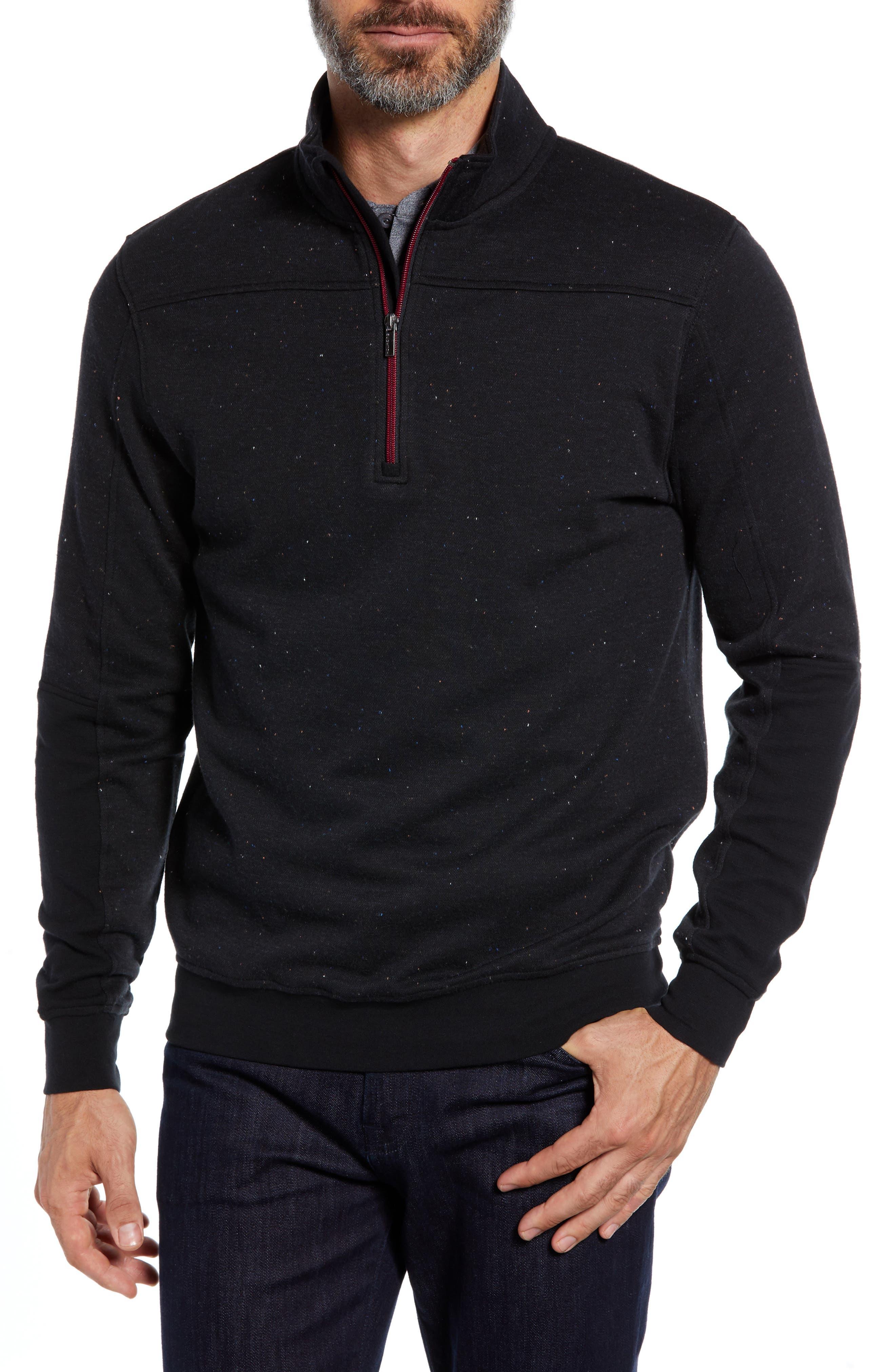 Regular Fit Pullover Sweatshirt,                             Main thumbnail 1, color,                             NAVY