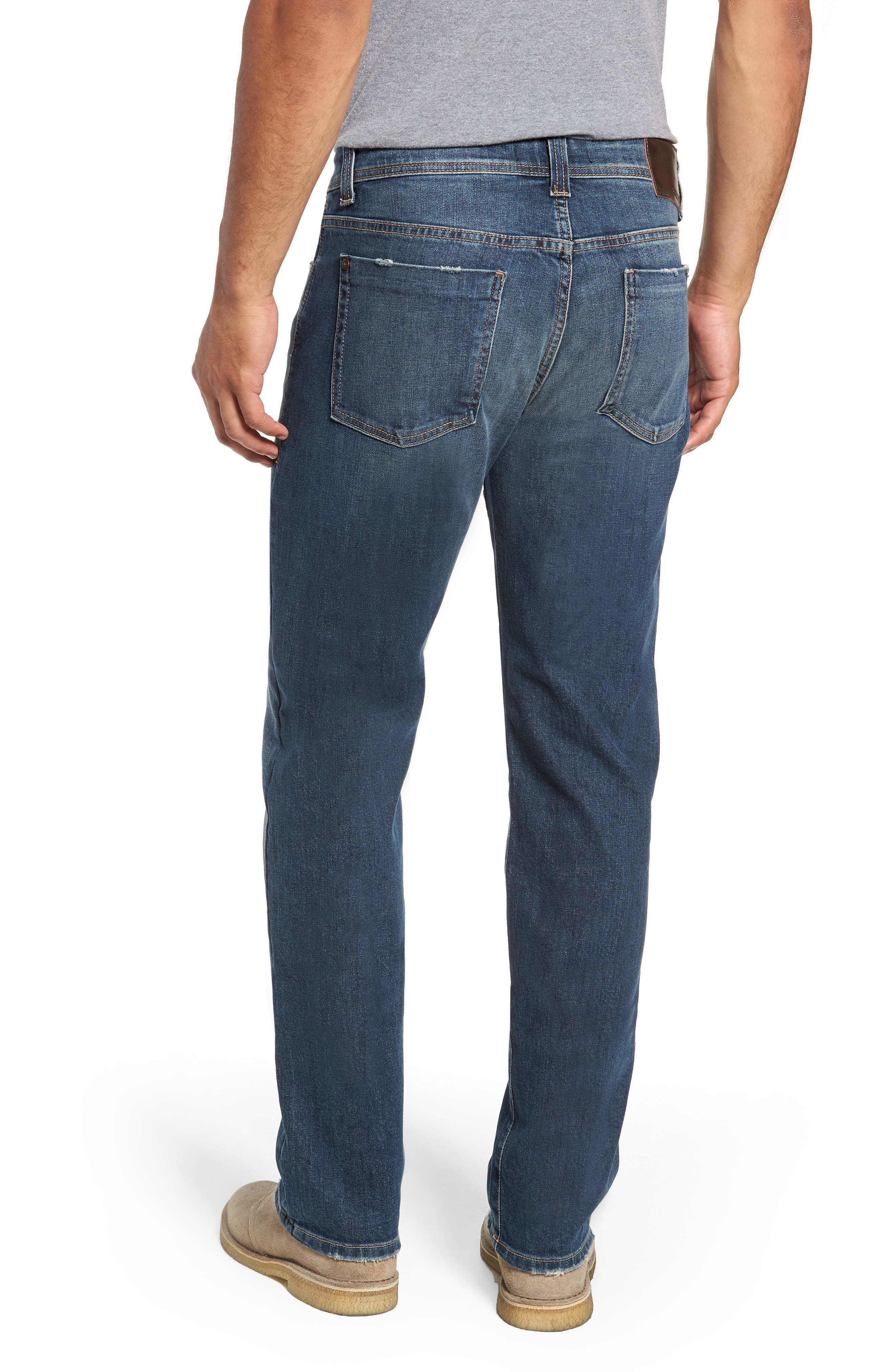 50-11 Relaxed Fit Jeans,                             Alternate thumbnail 2, color,                             GTO VINTAGE