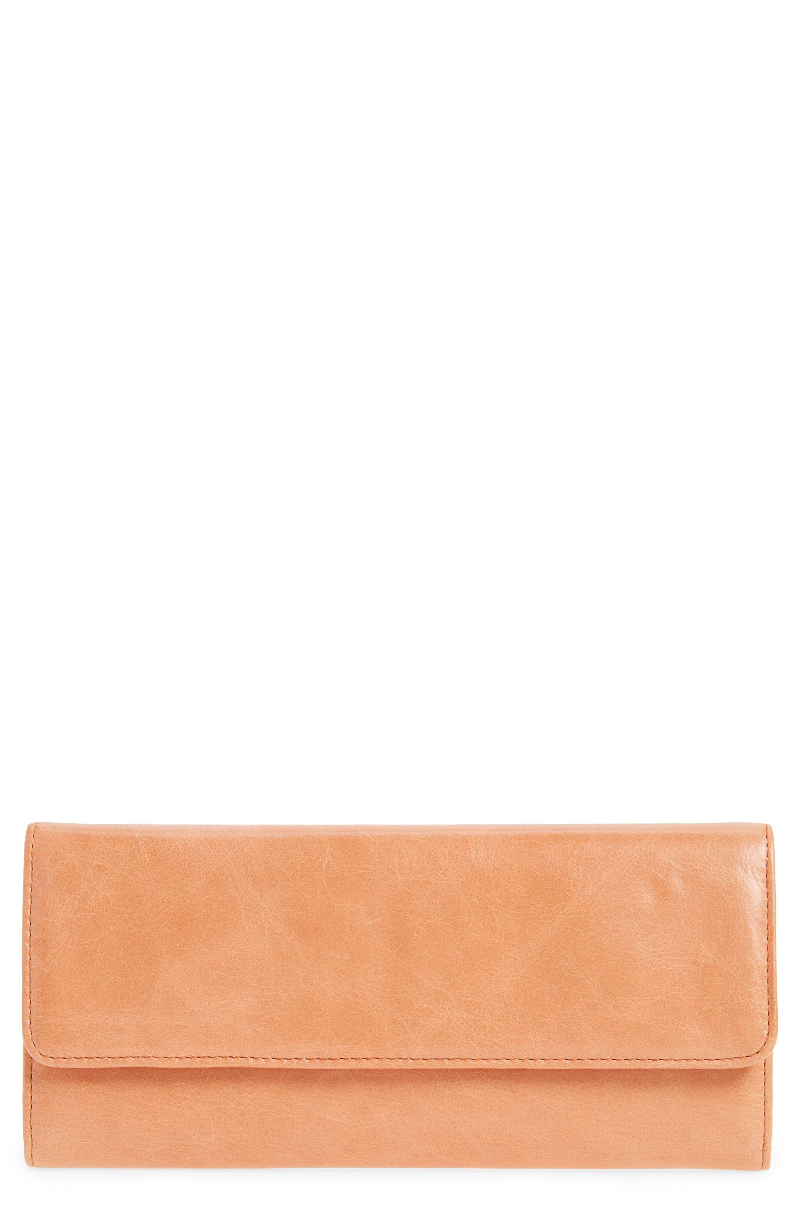 'Sadie' Leather Wallet,                             Main thumbnail 12, color,