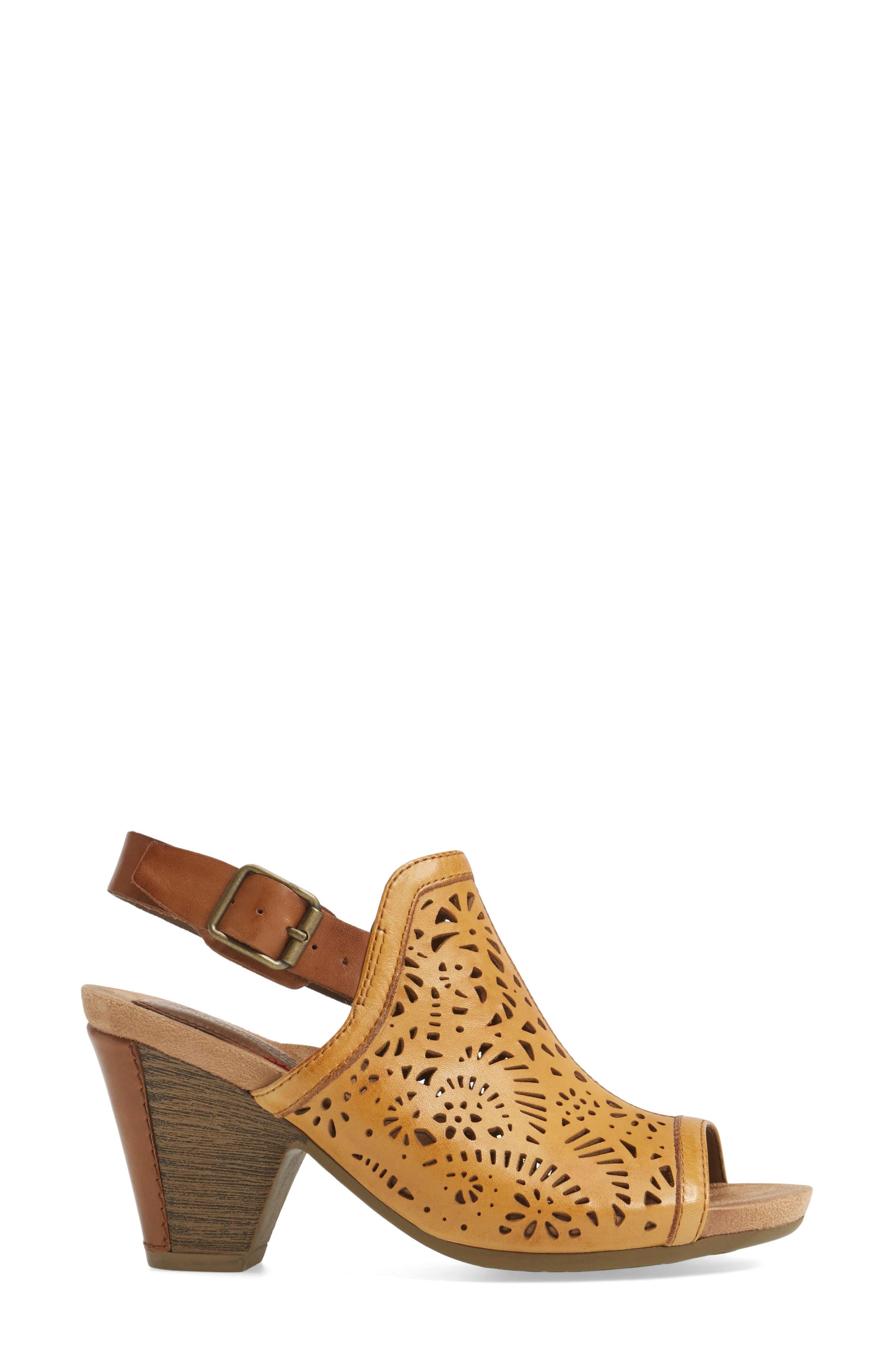 Tropez Block Heel Sandal,                             Alternate thumbnail 10, color,