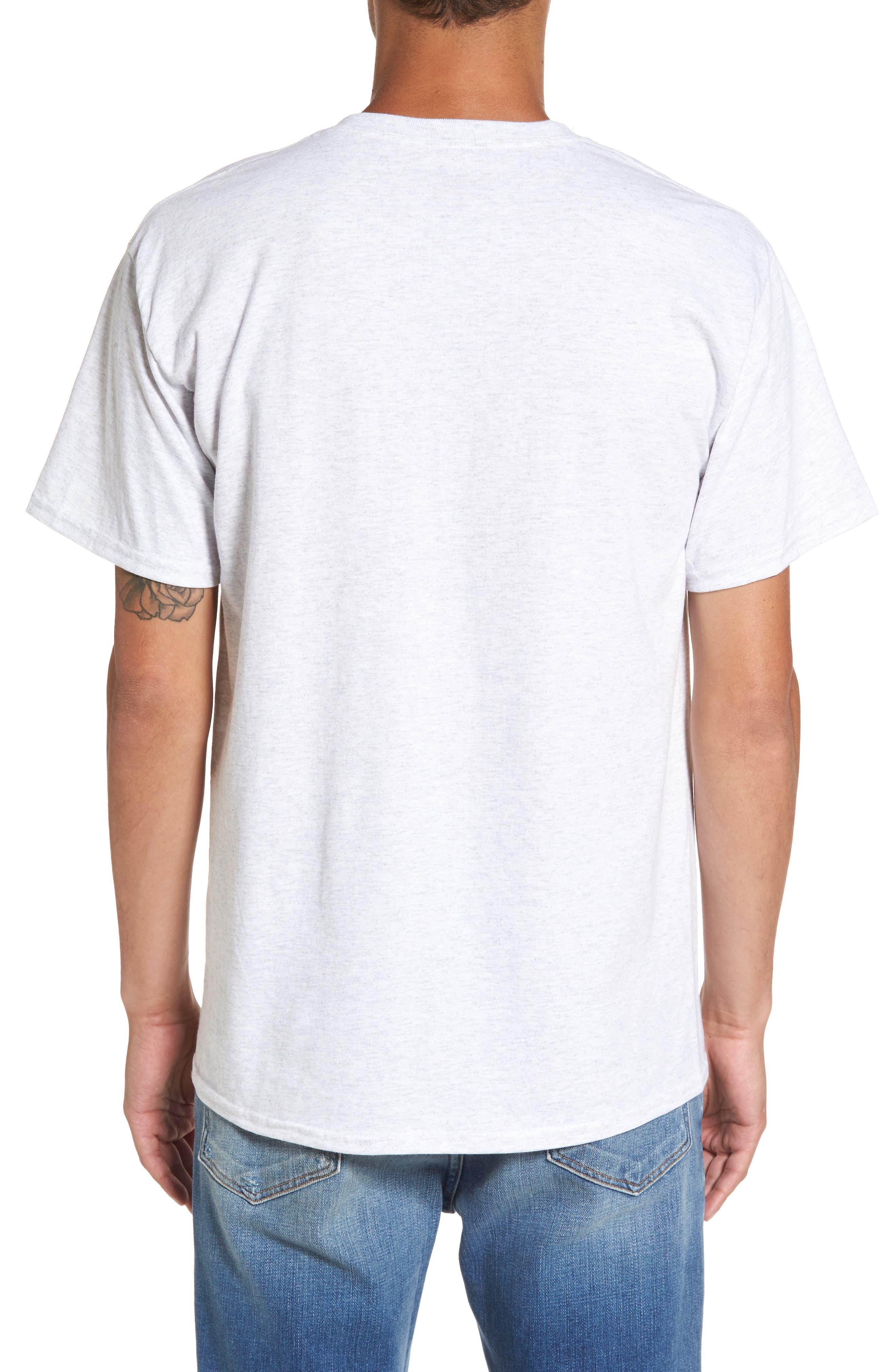 NIKBEN Egg T-Shirt,                             Alternate thumbnail 3, color,                             020