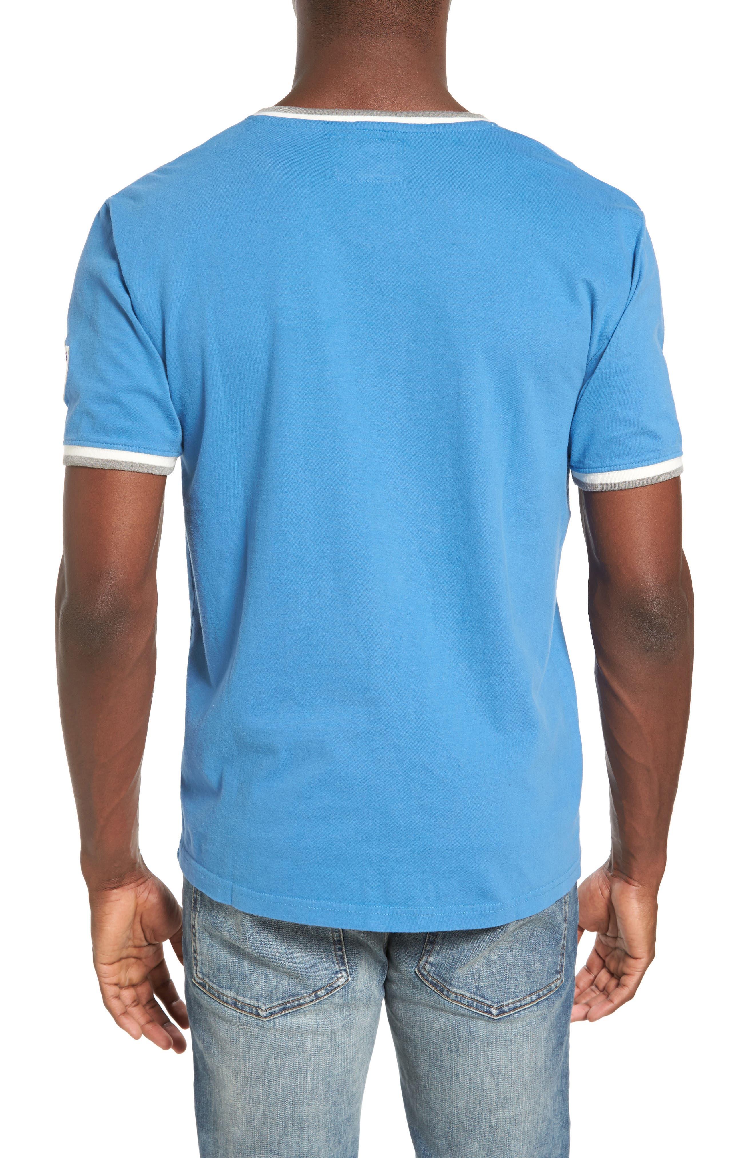 Eastwood Los Angeles Dodgers T-Shirt,                             Alternate thumbnail 2, color,                             450