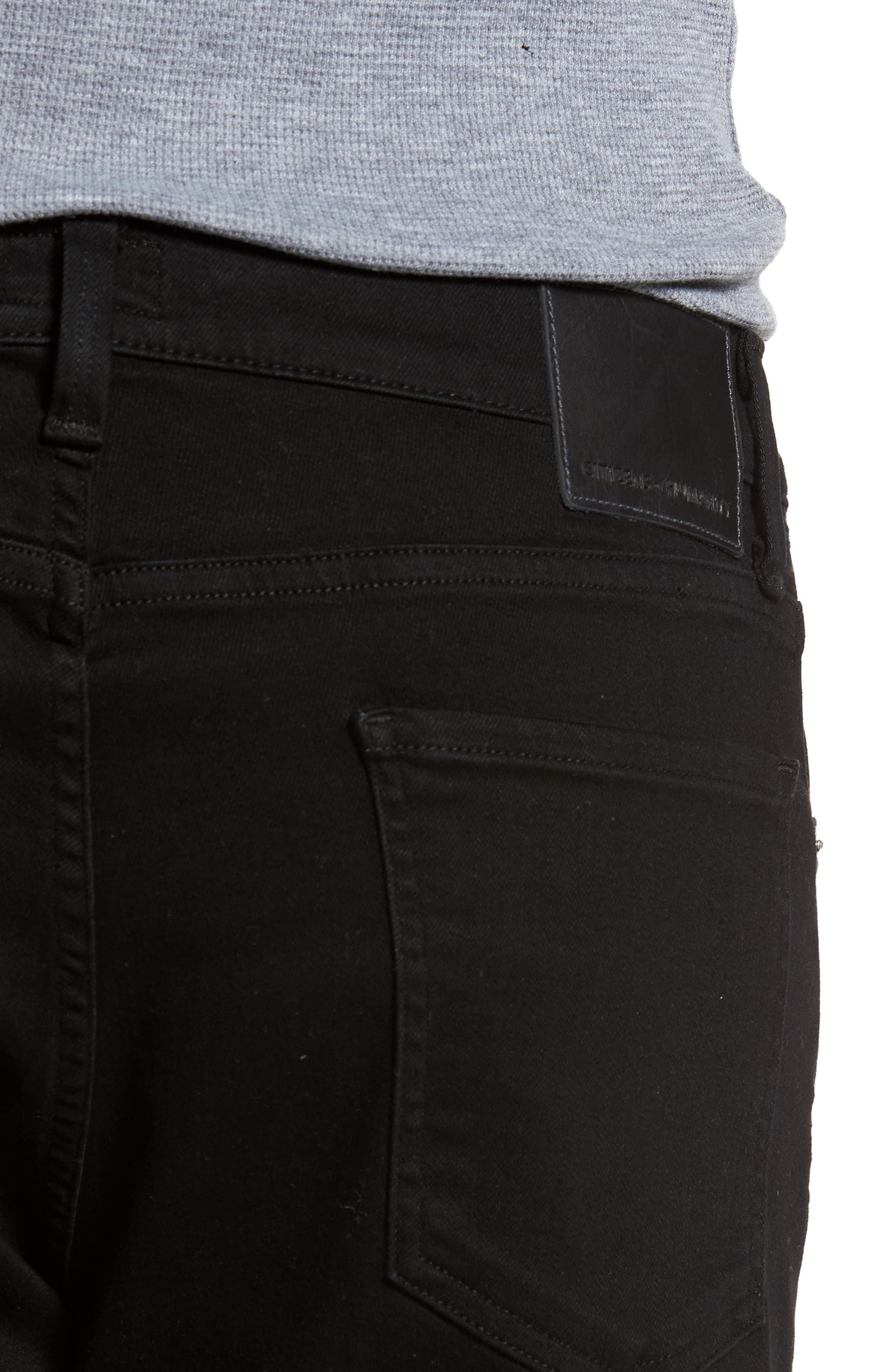 CITIZENS OF HUMANITY,                             PERFORM - Gage Slim Straight Leg Jeans,                             Alternate thumbnail 4, color,                             PARKER