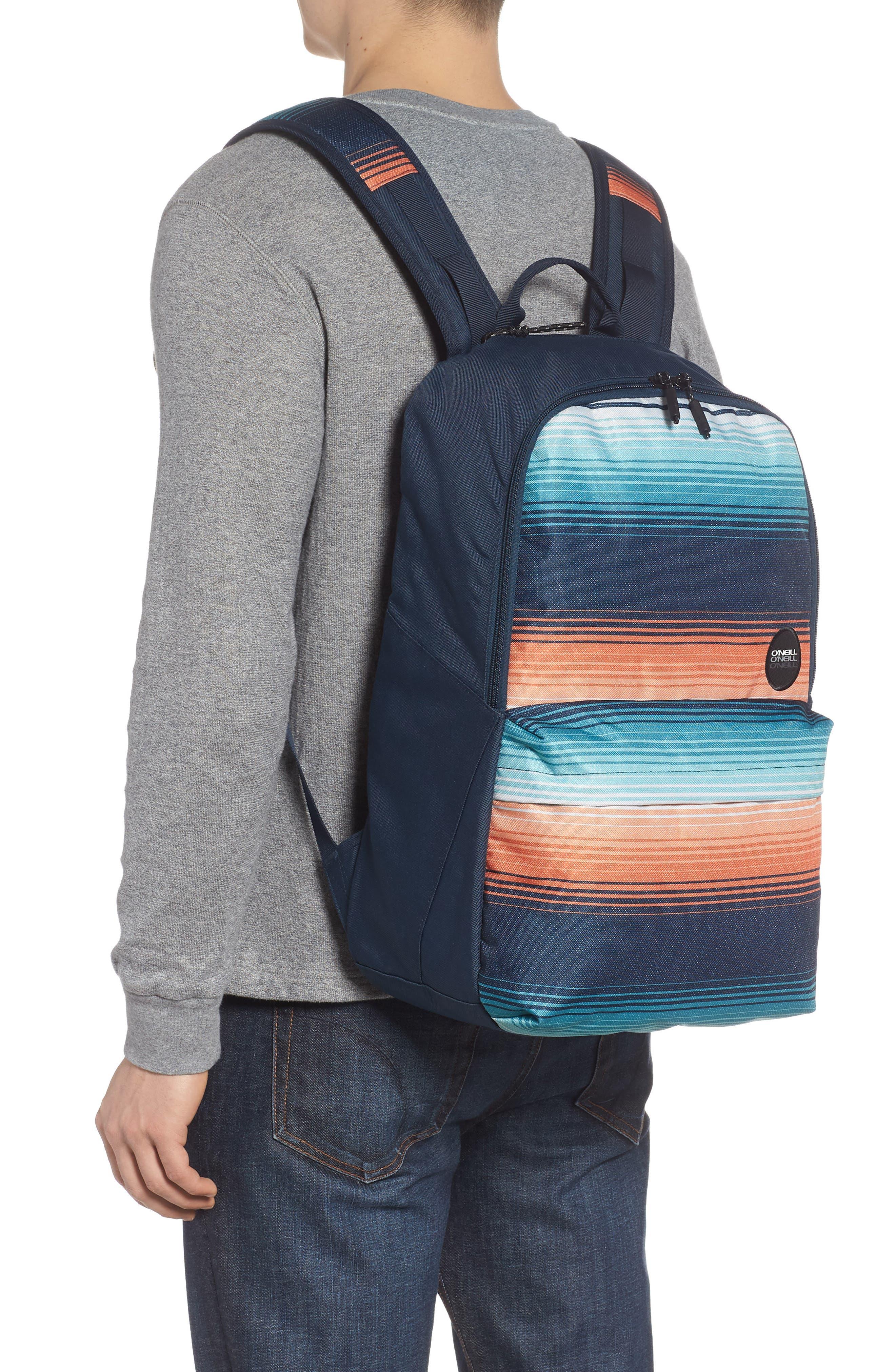 Transfer Backpack,                             Alternate thumbnail 2, color,                             NAVY