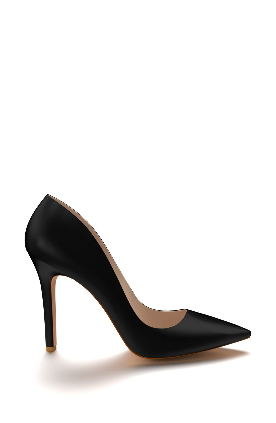 Pointy Toe Pump,                             Alternate thumbnail 22, color,